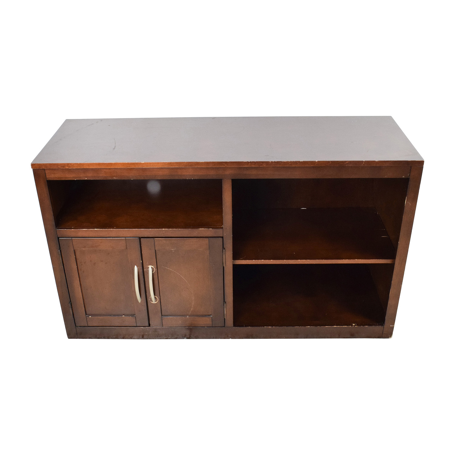 buy Wood TV Shelf Media Cabinet Unkown