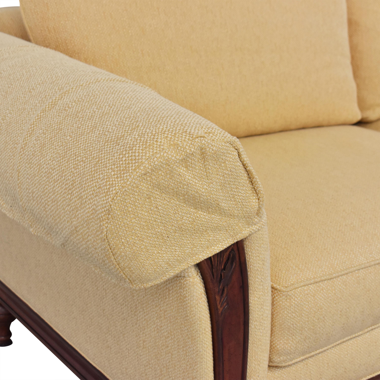 Ethan Allen Pratt Sofa sale