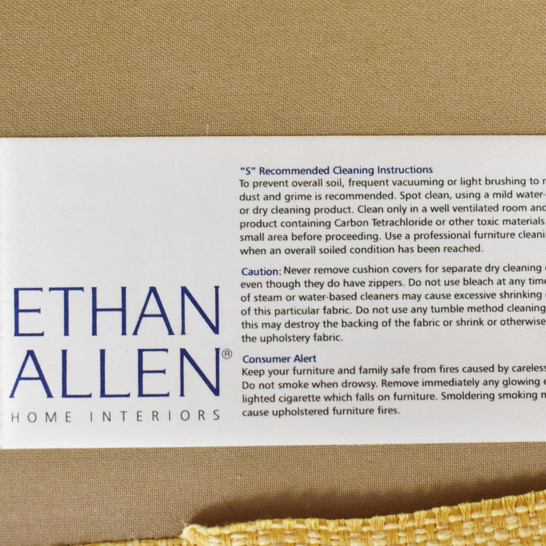 buy Ethan Allen Pratt Sofa Ethan Allen