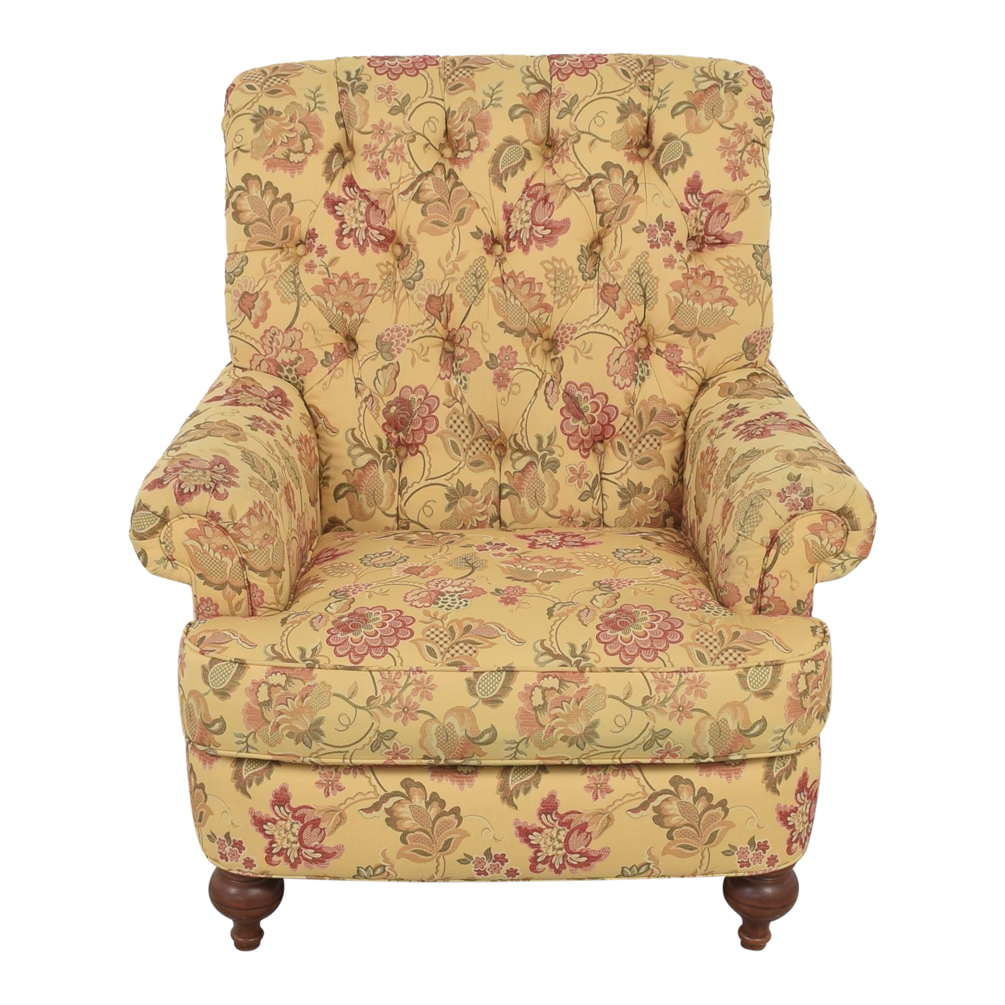 Ethan Allen Ethan Allen Shawe Chair Accent Chairs