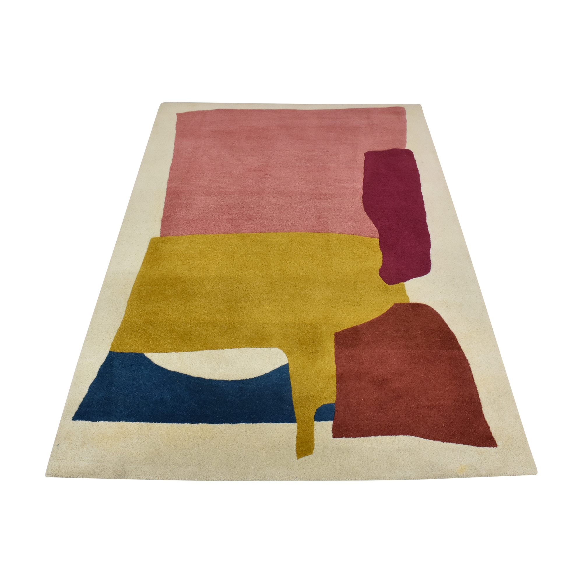 Crate & Barrel Crate & Barrel Joplin Multi Rug nyc