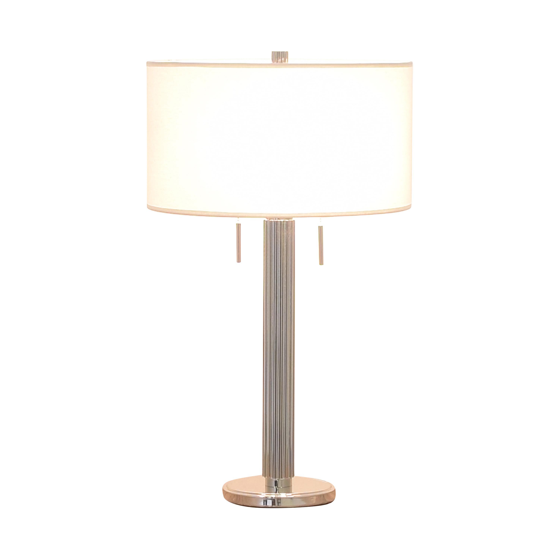 Restoration Hardware Restoration Hardware Davenport Table Lamp Decor
