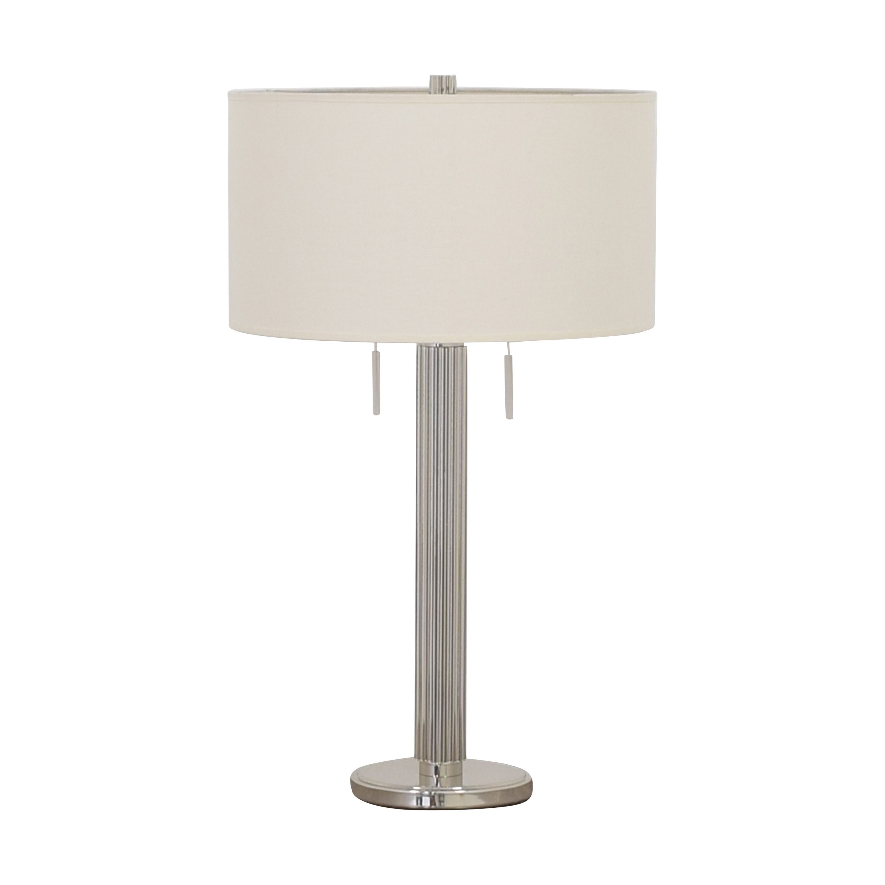 Restoration Hardware Restoration Hardware Davenport Table Lamp ct