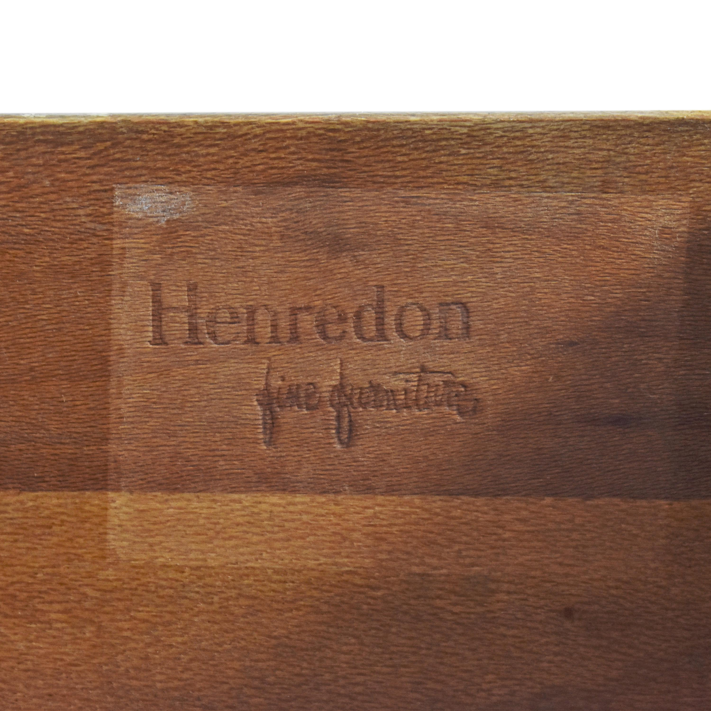 Henredon Lattice Door Armoire Henredon Furniture