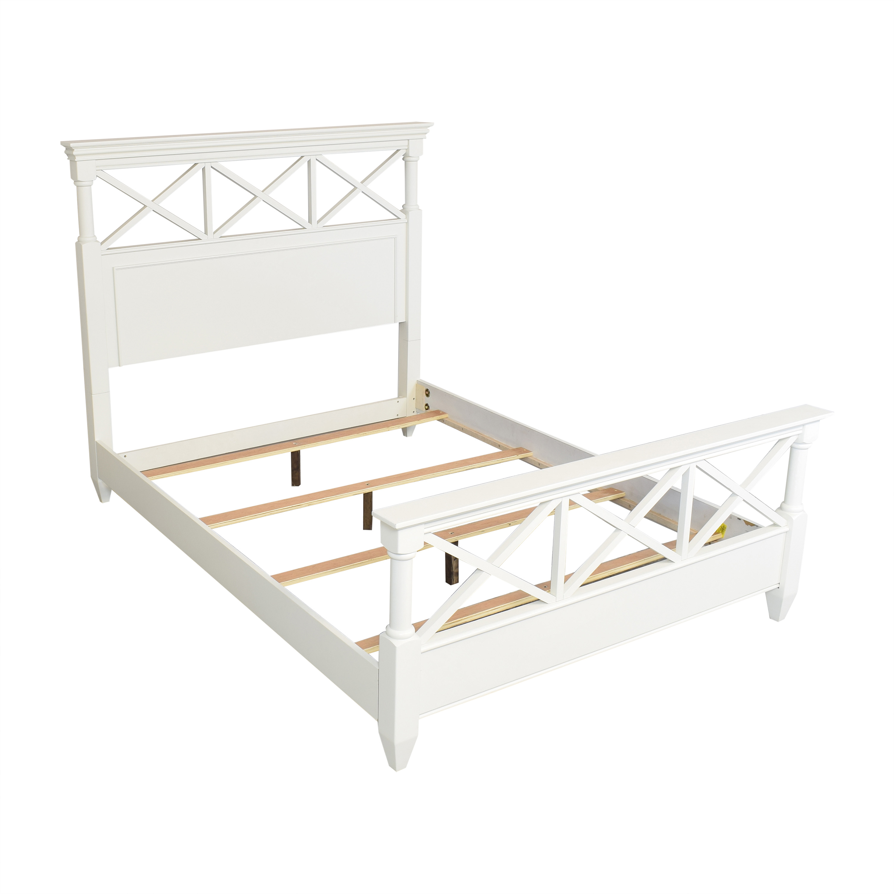 shop Raymour & Flanigan Retreat Queen Bed Raymour & Flanigan Beds