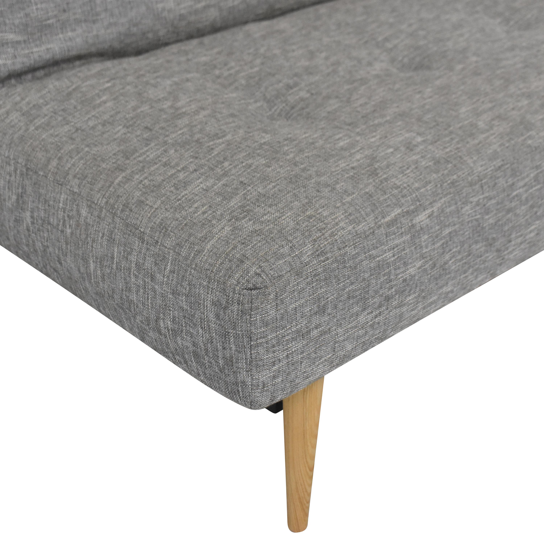 West Elm Mid-Century Futon Sofa / Sofa Beds