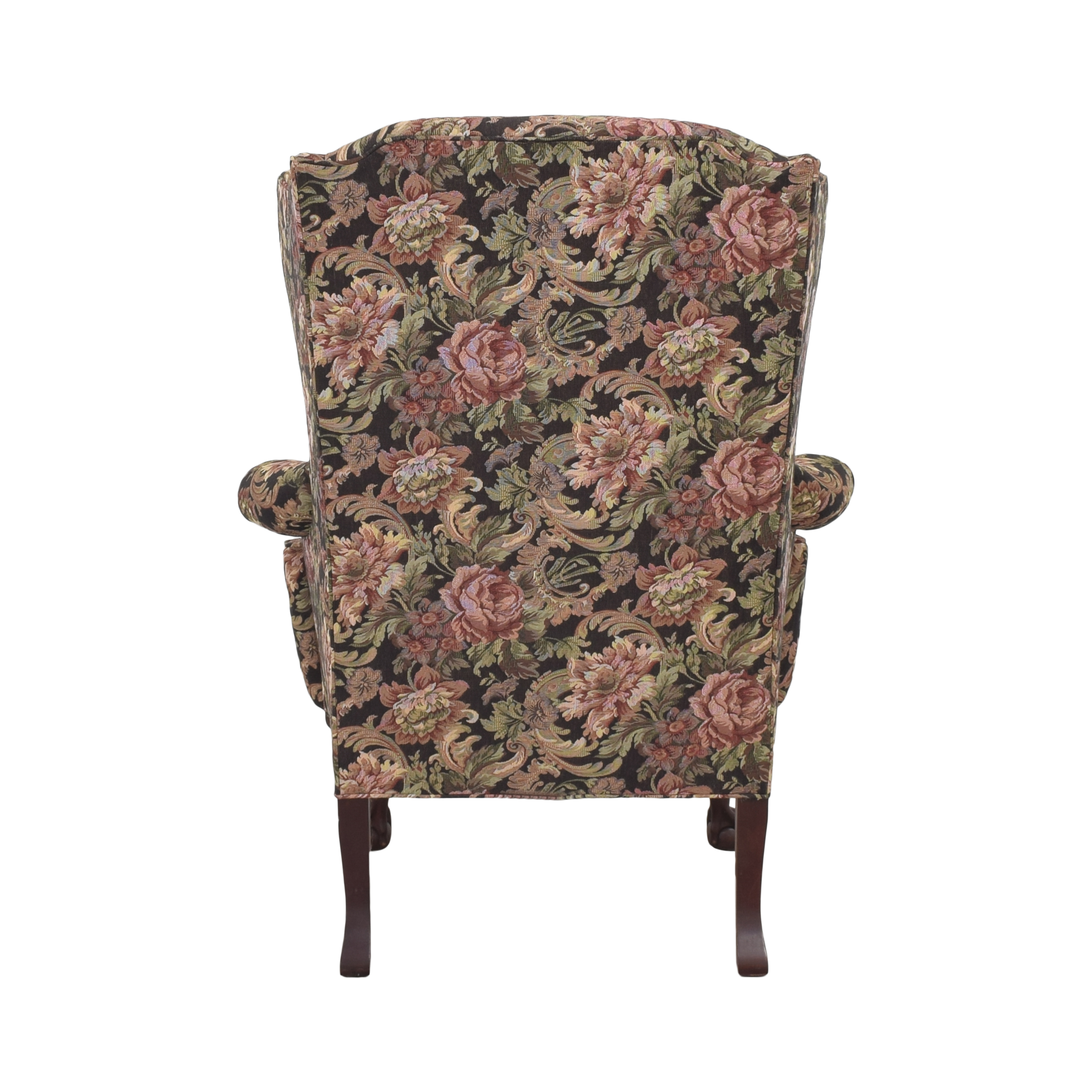 Thomasville Thomasville Queen Anne Wing Back Chair