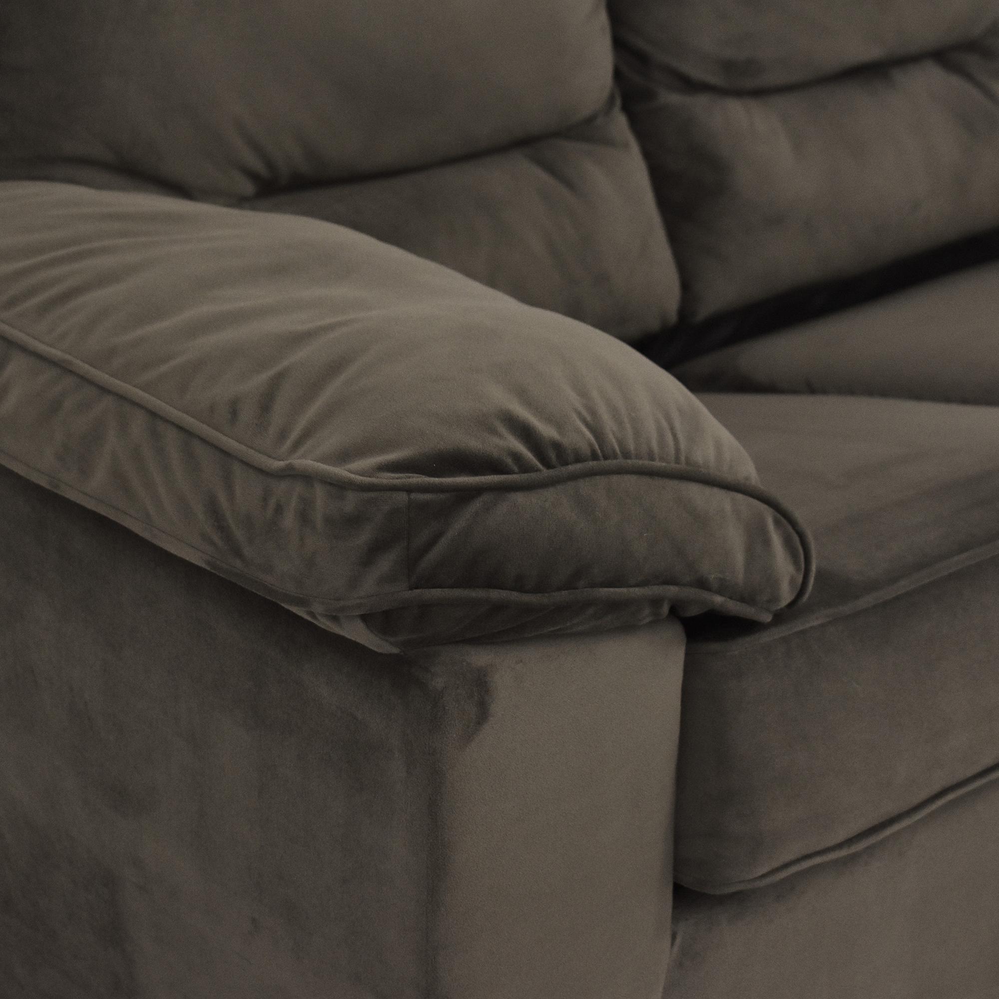 shop Raymour & Flanigan Rockport Queen Sleeper Sofa Raymour & Flanigan Sofa Beds