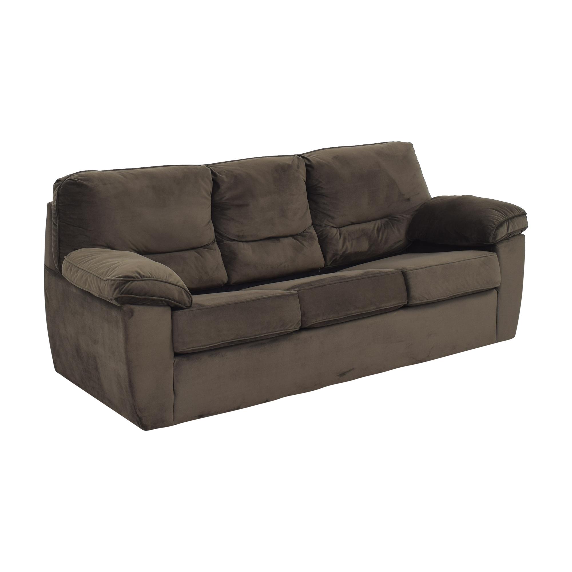 Raymour & Flanigan Raymour & Flanigan Rockport Queen Sleeper Sofa coupon