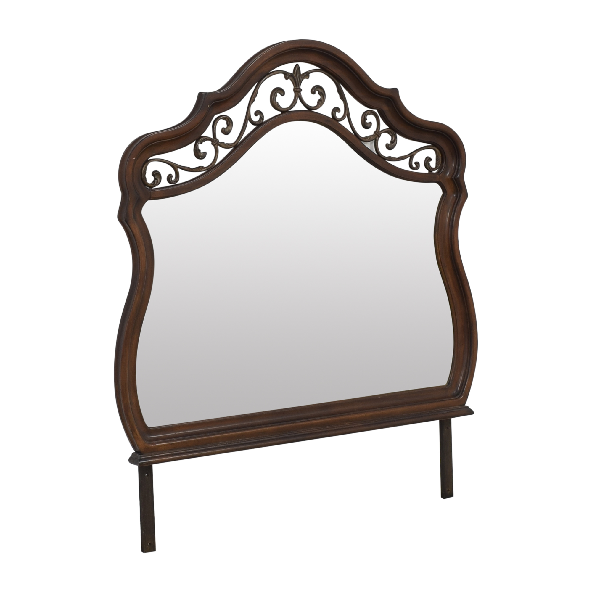 shop  Mirror for Armoire with Carved Frame online