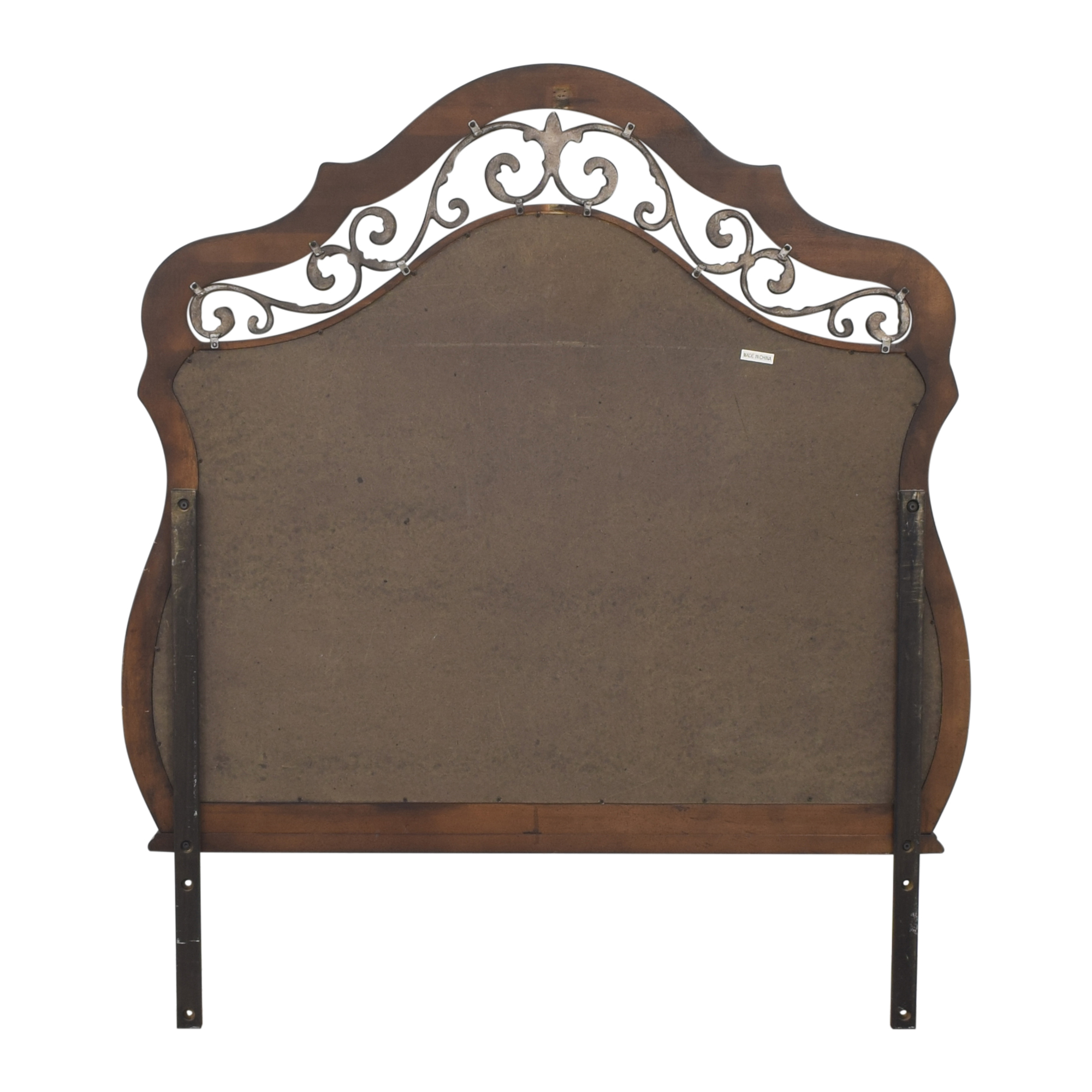 buy Mirror for Armoire with Carved Frame  Decor