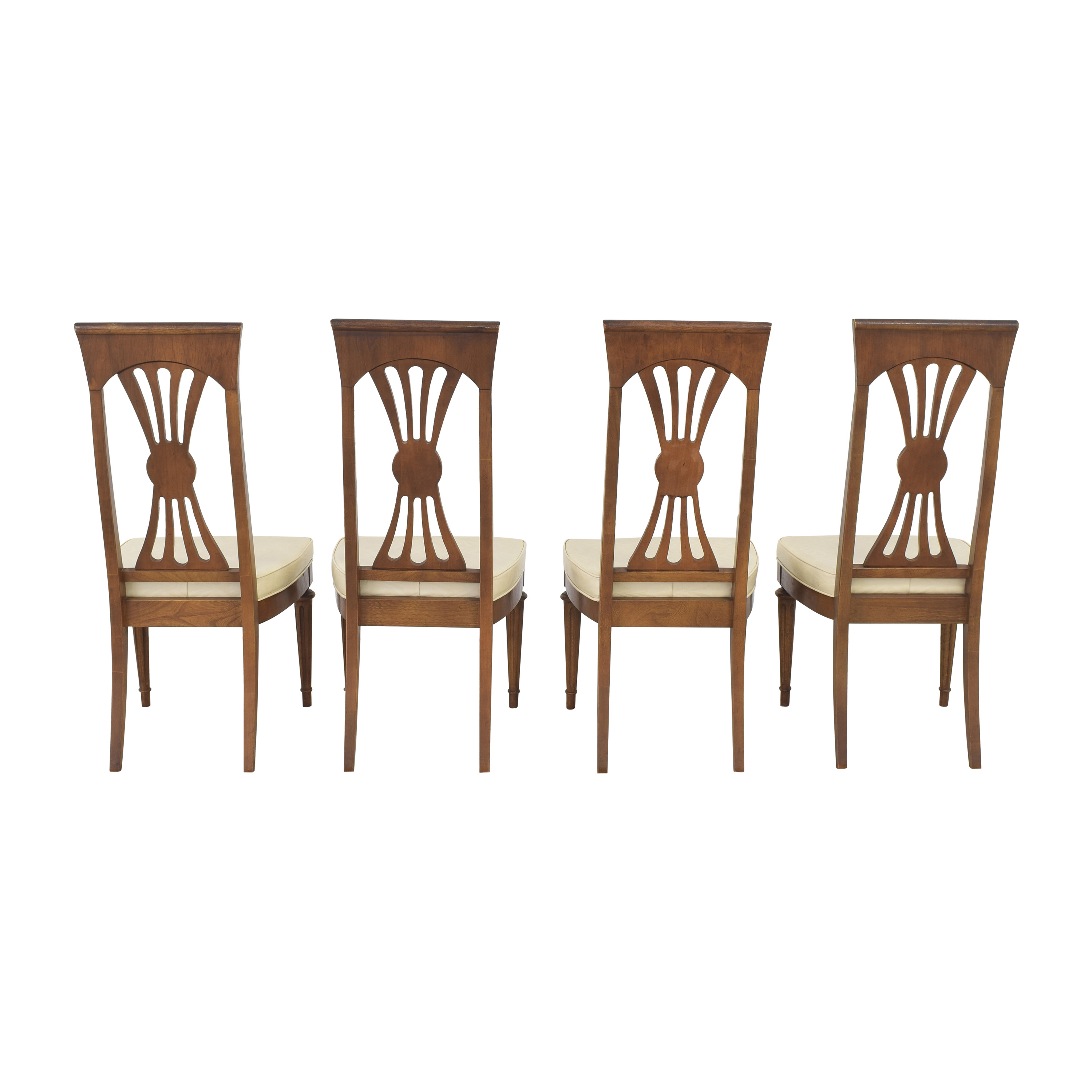 Carved Back Dining Chairs nyc