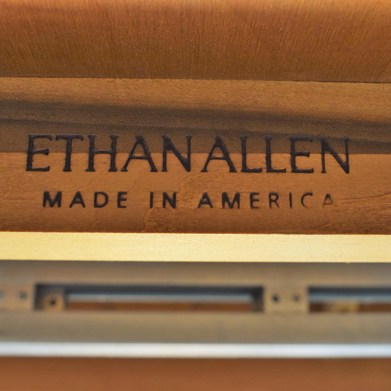 Ethan Allen Ethan Allen Large Miller Farmhouse Table Tables