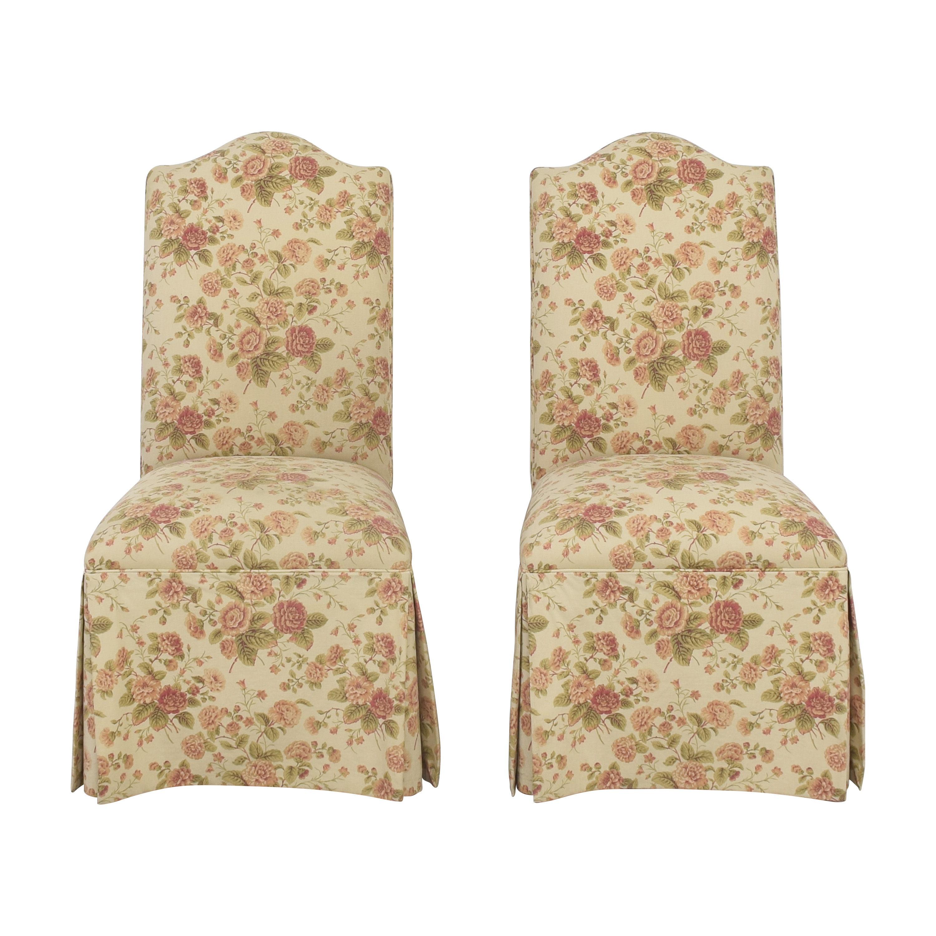 buy Ethan Allen Olivia Dining Chairs Ethan Allen Chairs