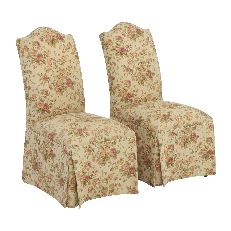 Ethan Allen Ethan Allen Olivia Dining Chairs discount