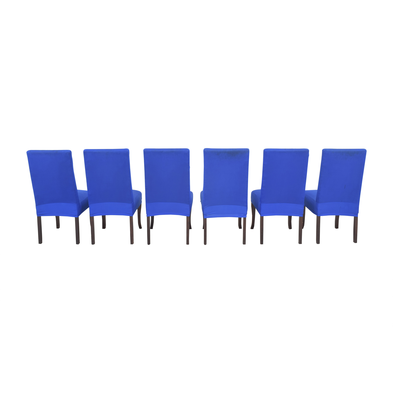 Ballard Designs Ballard Designs Slipcovered Couture Chairs for sale