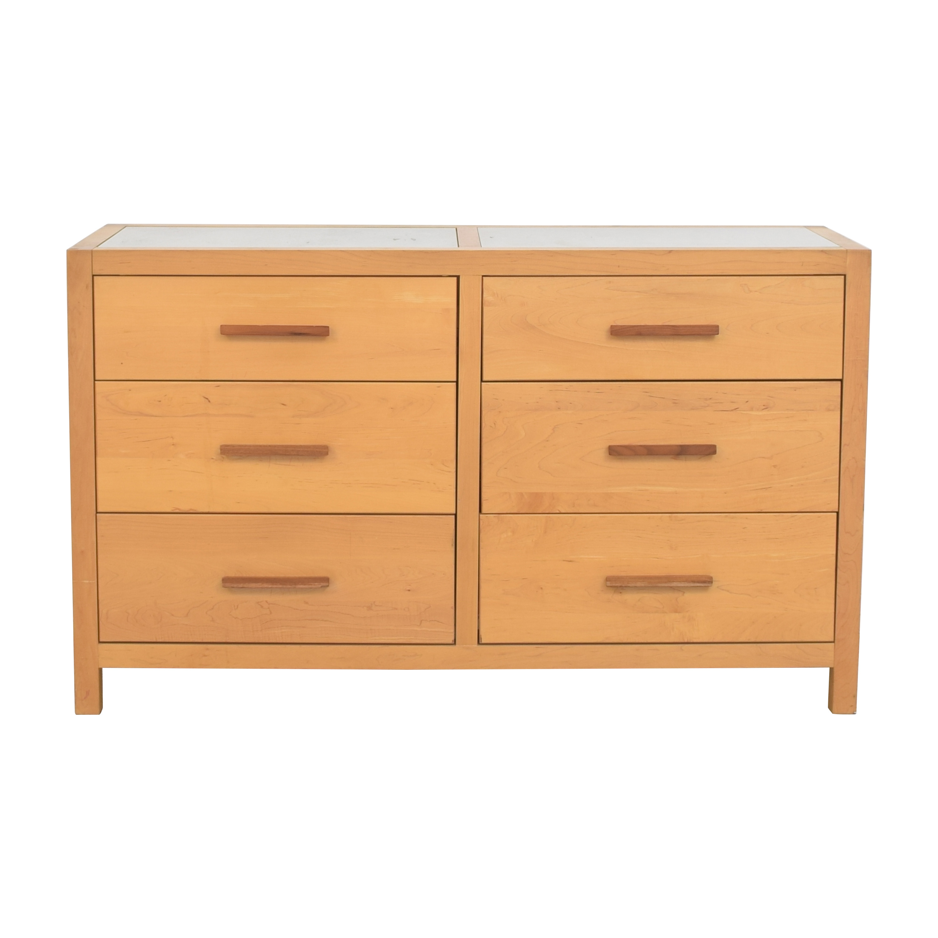 Crate & Barrel Crate & Barrel by Copeland Six Drawer Dresser for sale