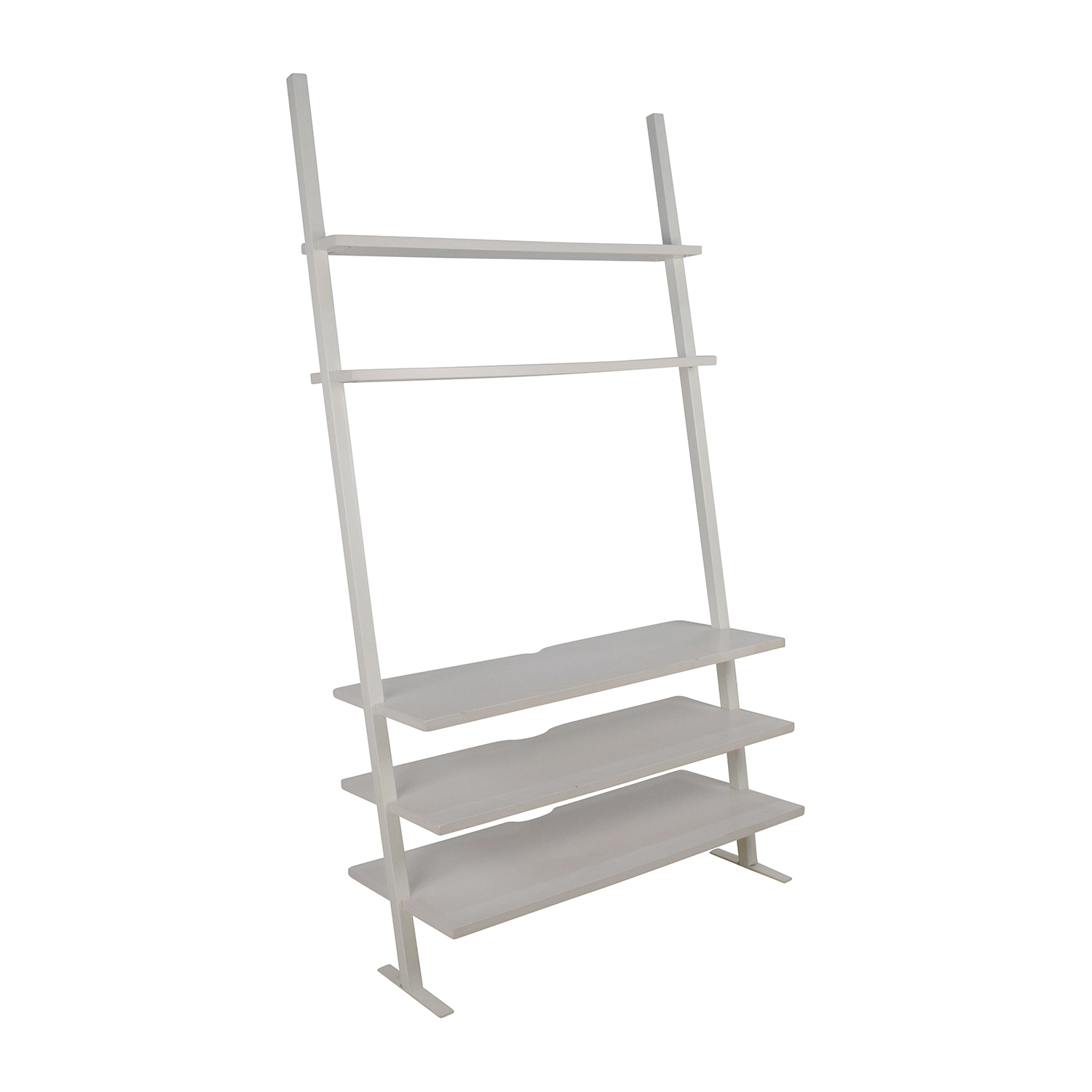 Room and Board Room & Board Gallery Media Leaning Shelves on sale