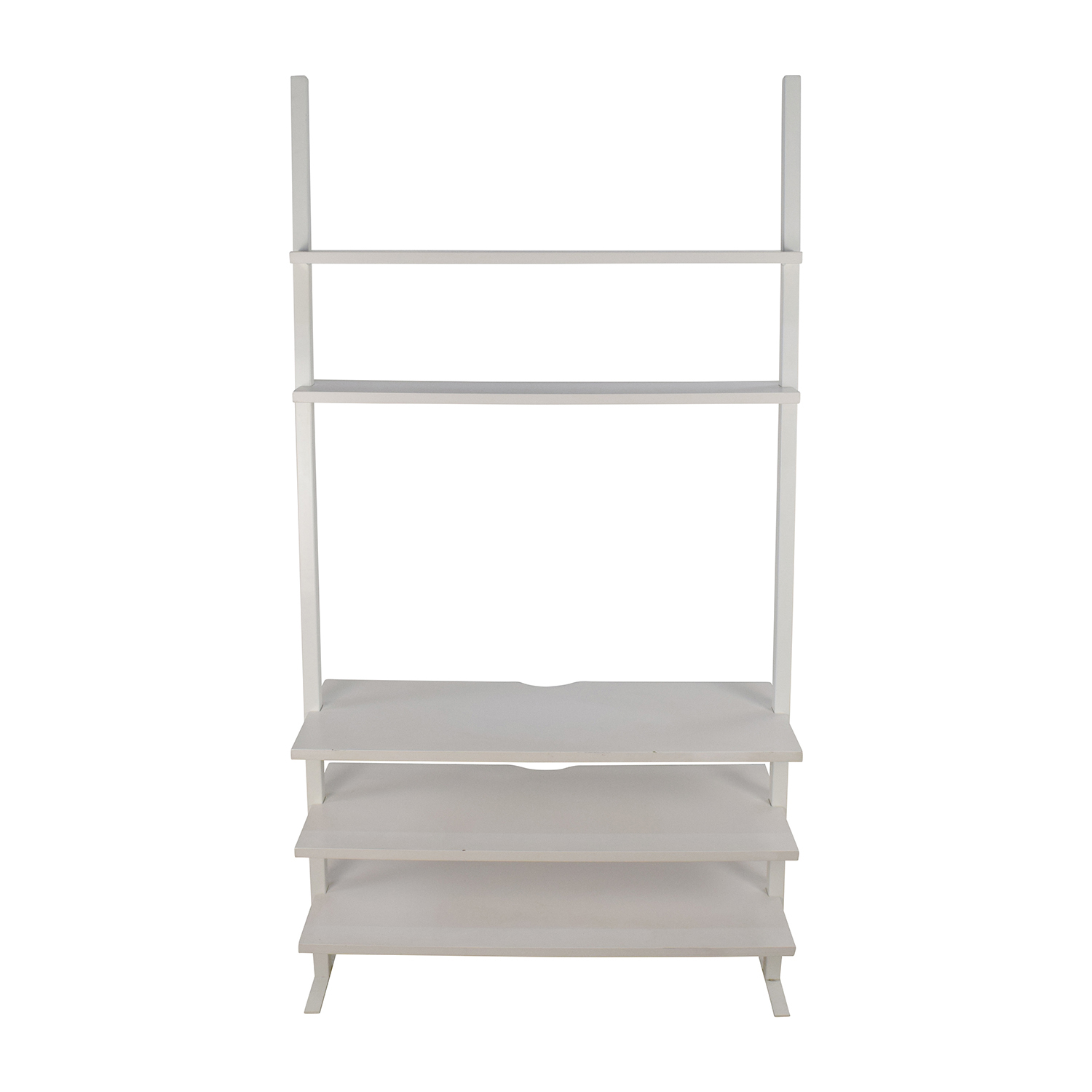 shop Room and Board Room & Board Gallery Media Leaning Shelves online