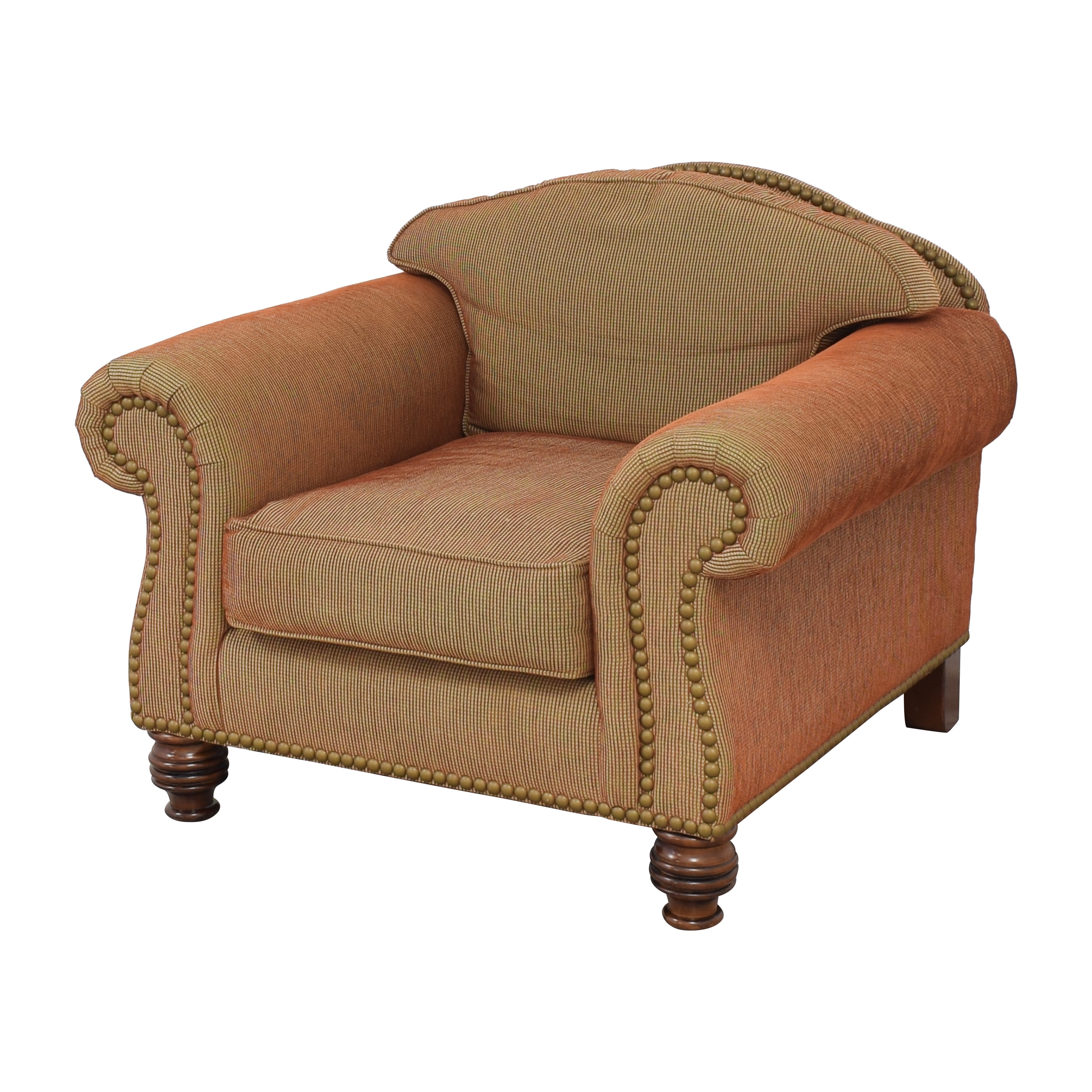buy Accent Chair with Ottoman