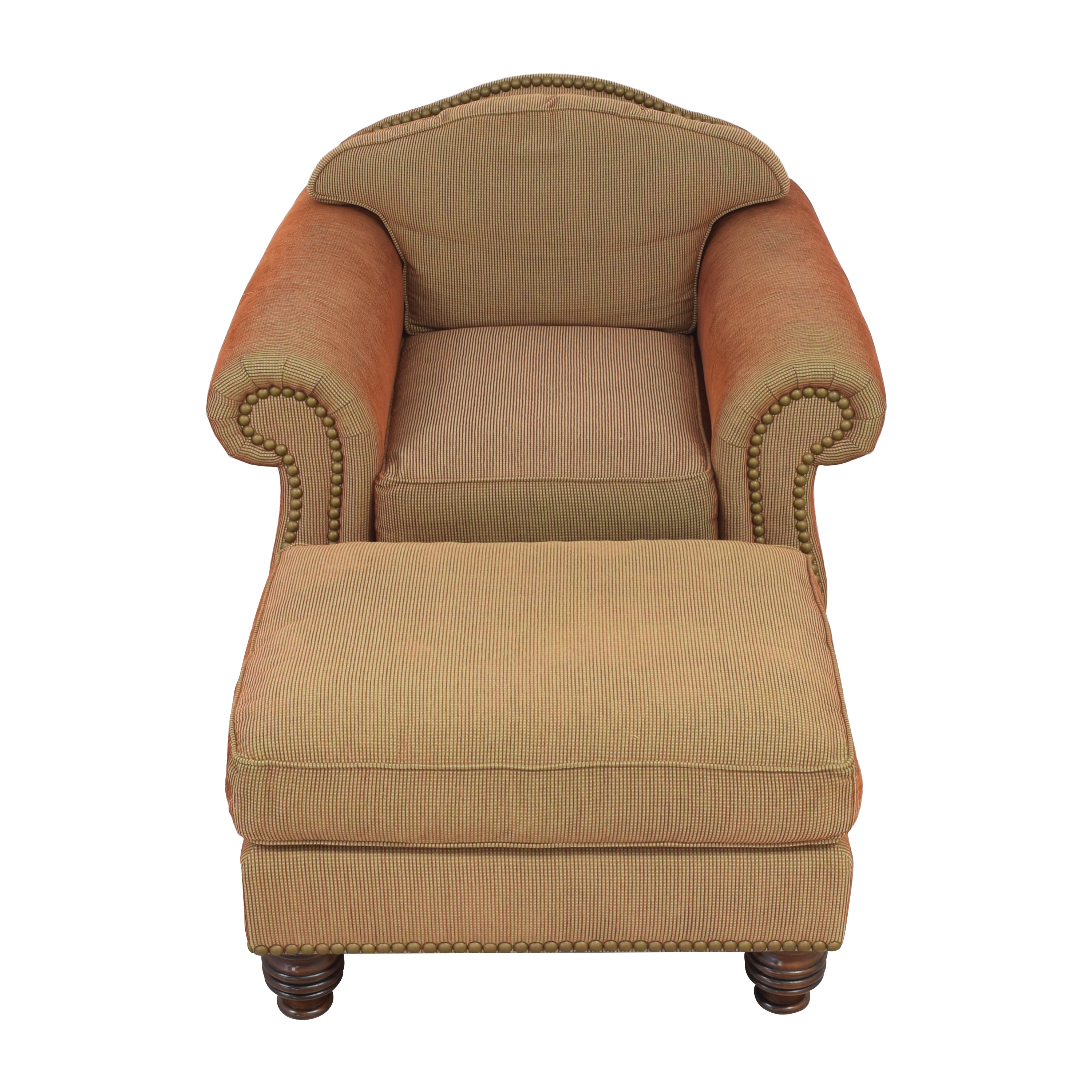 buy Accent Chair with Ottoman  Accent Chairs