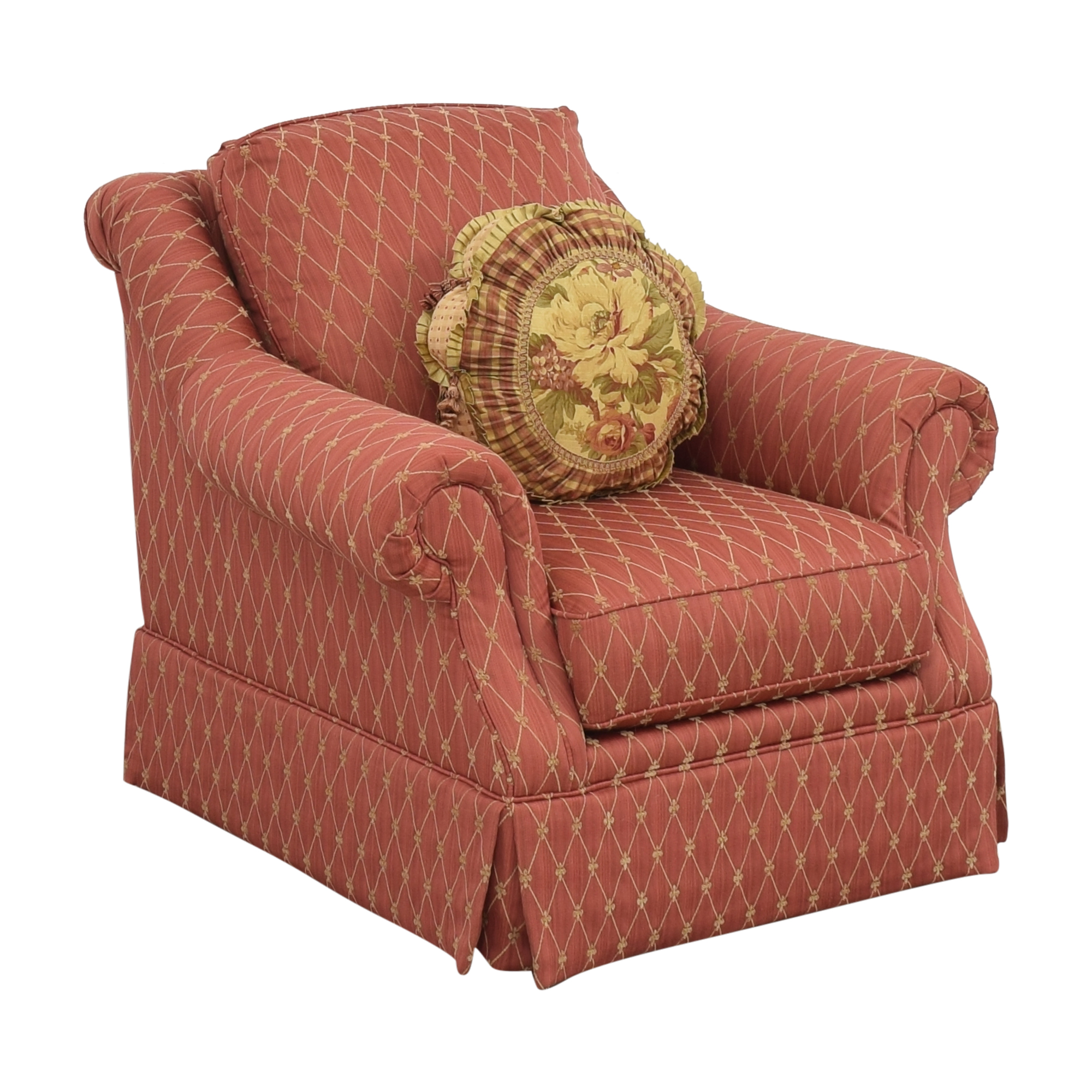 Clayton Marcus Accent Chair sale
