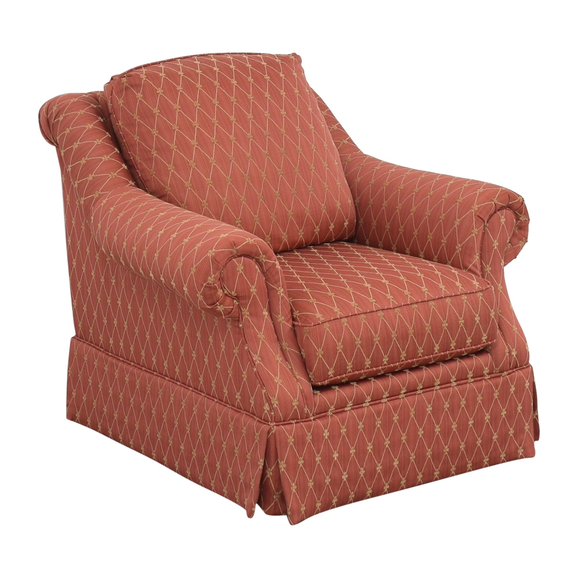 Clayton Marcus Clayton Marcus Accent Chair nyc