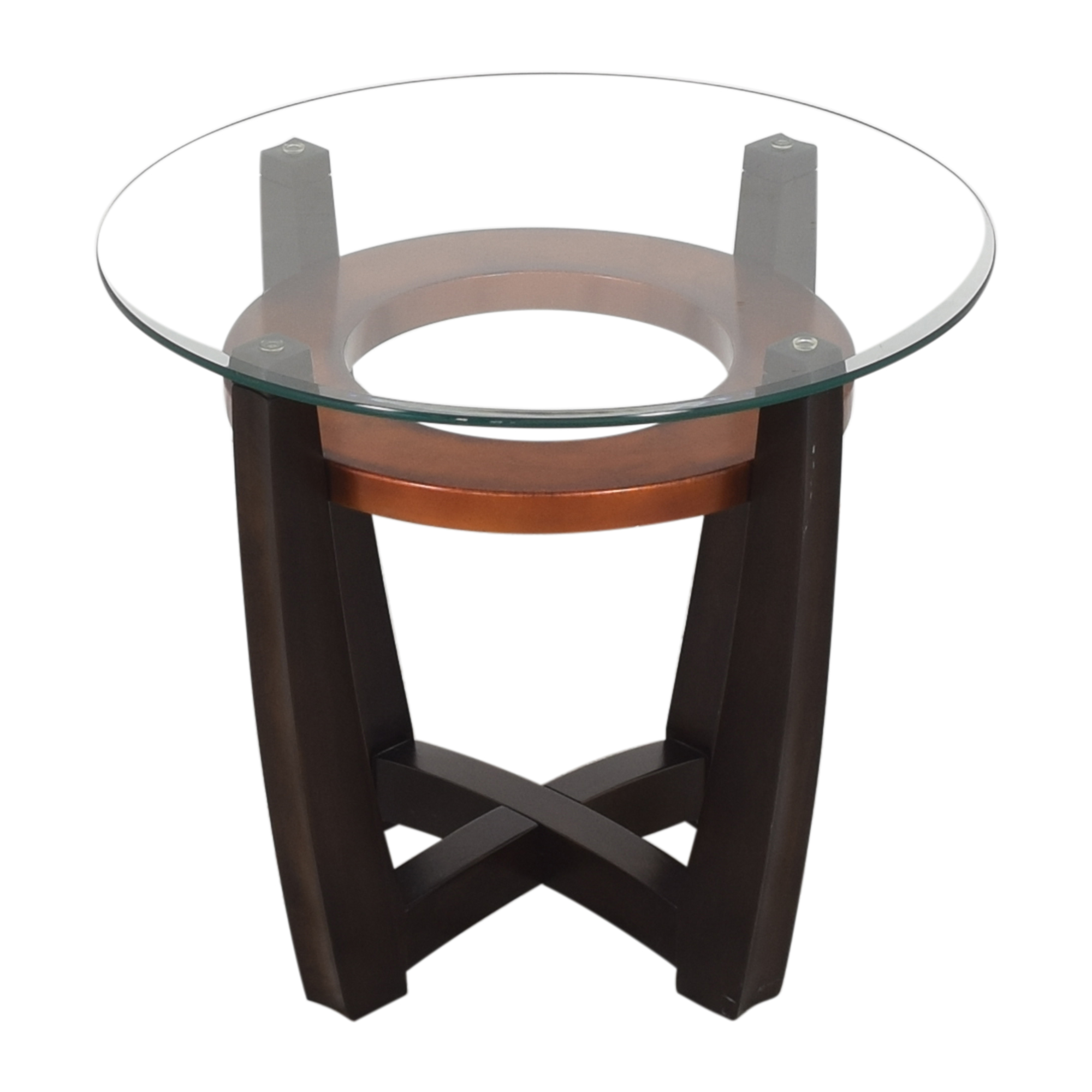 Round Top End Table for sale