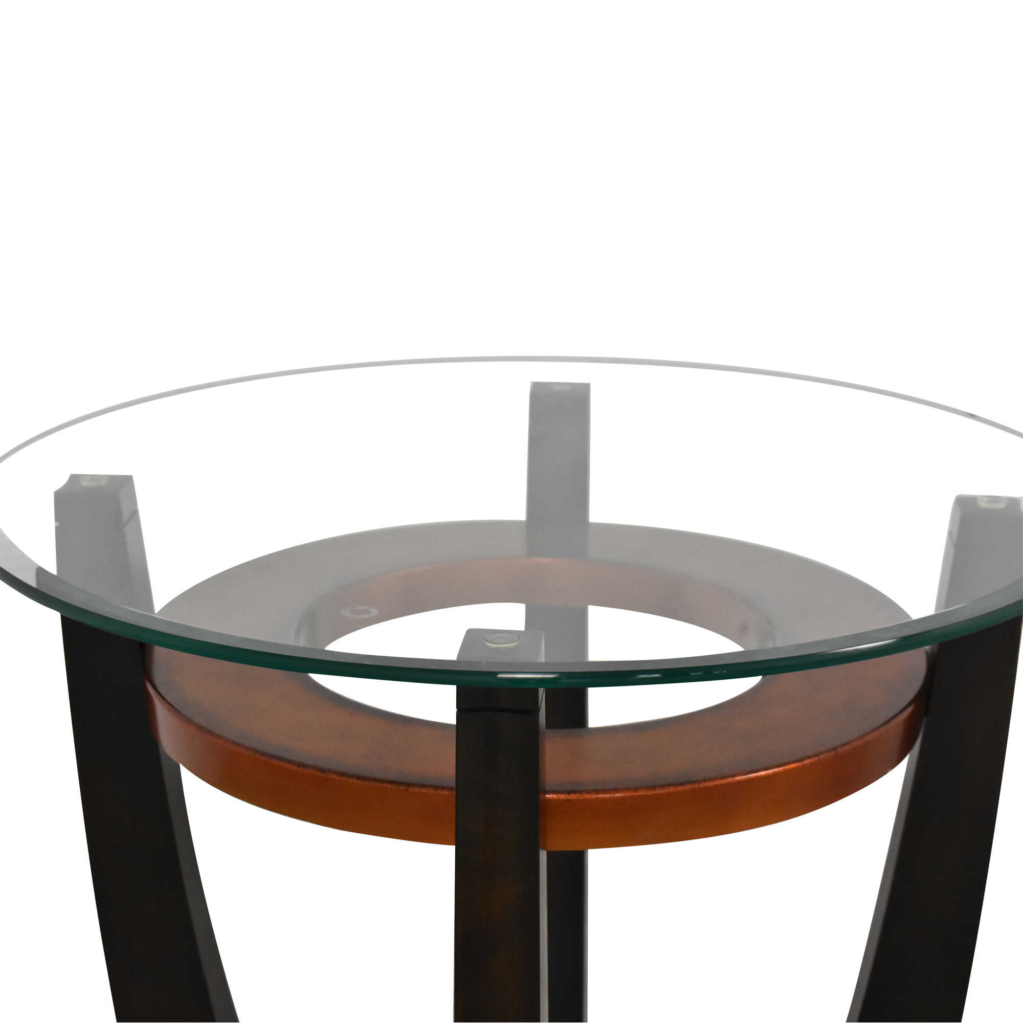 Round Top End Table coupon
