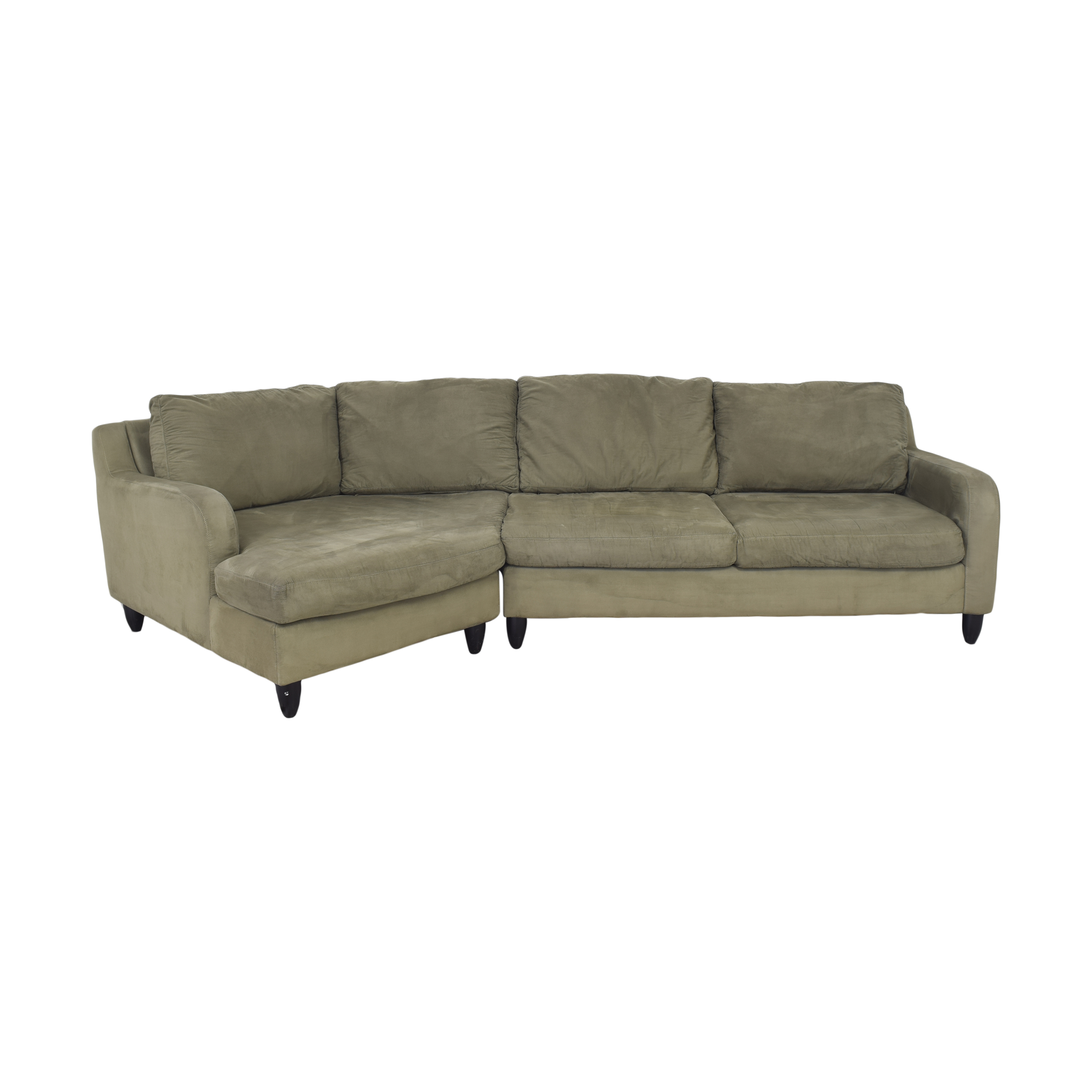 Max Home Max Home Jessica Sectional Sofa used