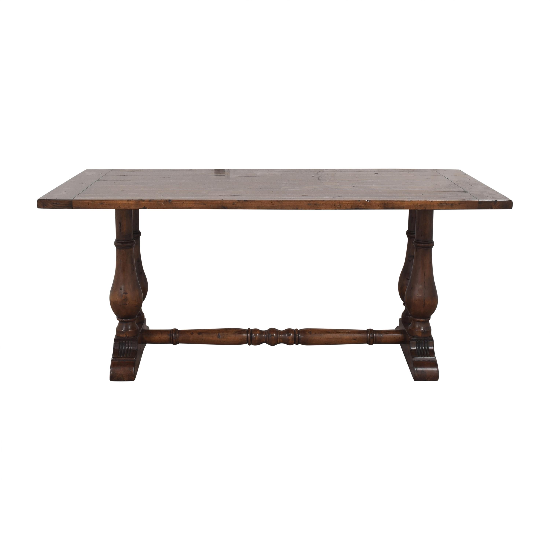 Pottery Barn Farmhouse Dining Table / Tables