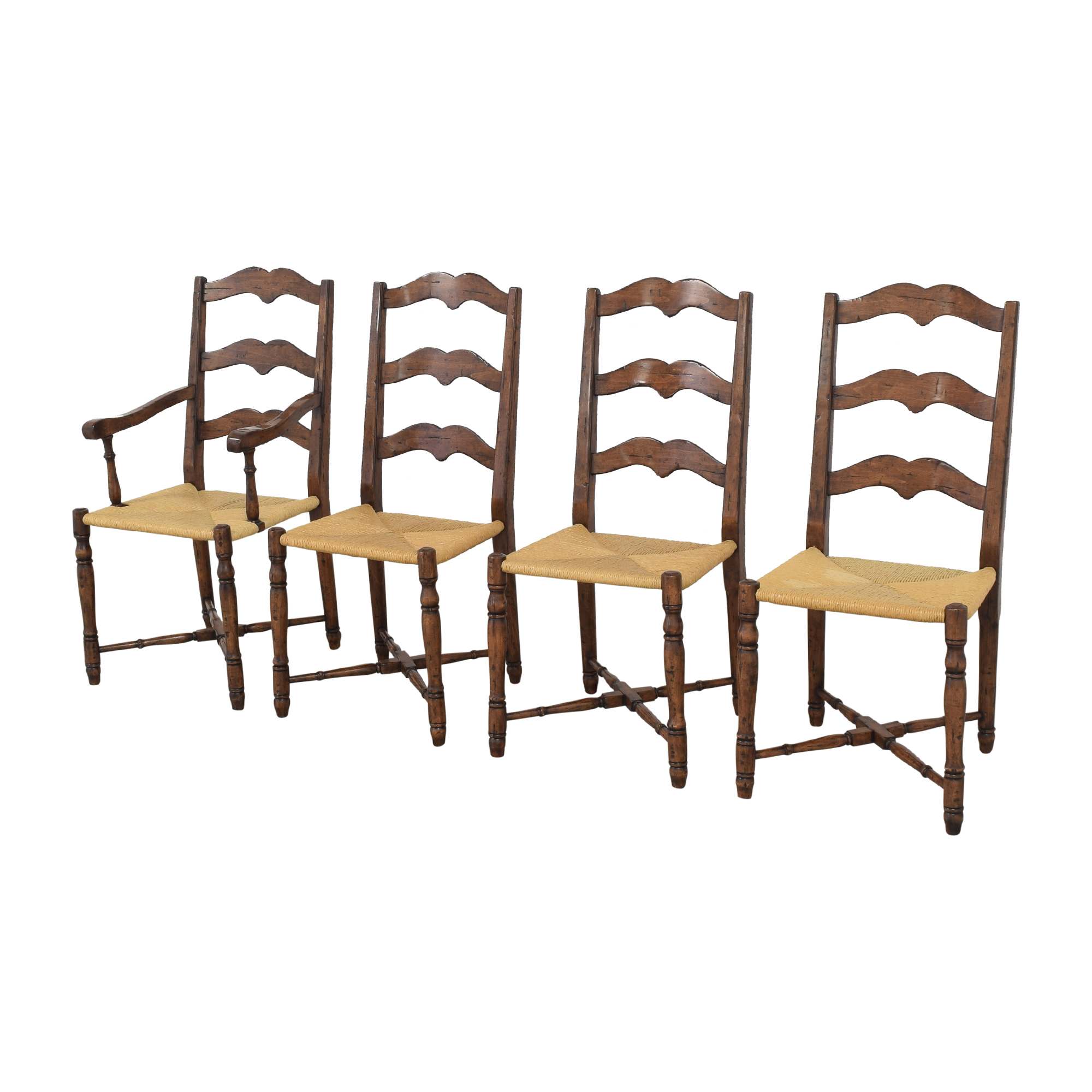 shop Pottery Barn Lorraine Dining Chairs Pottery Barn Chairs