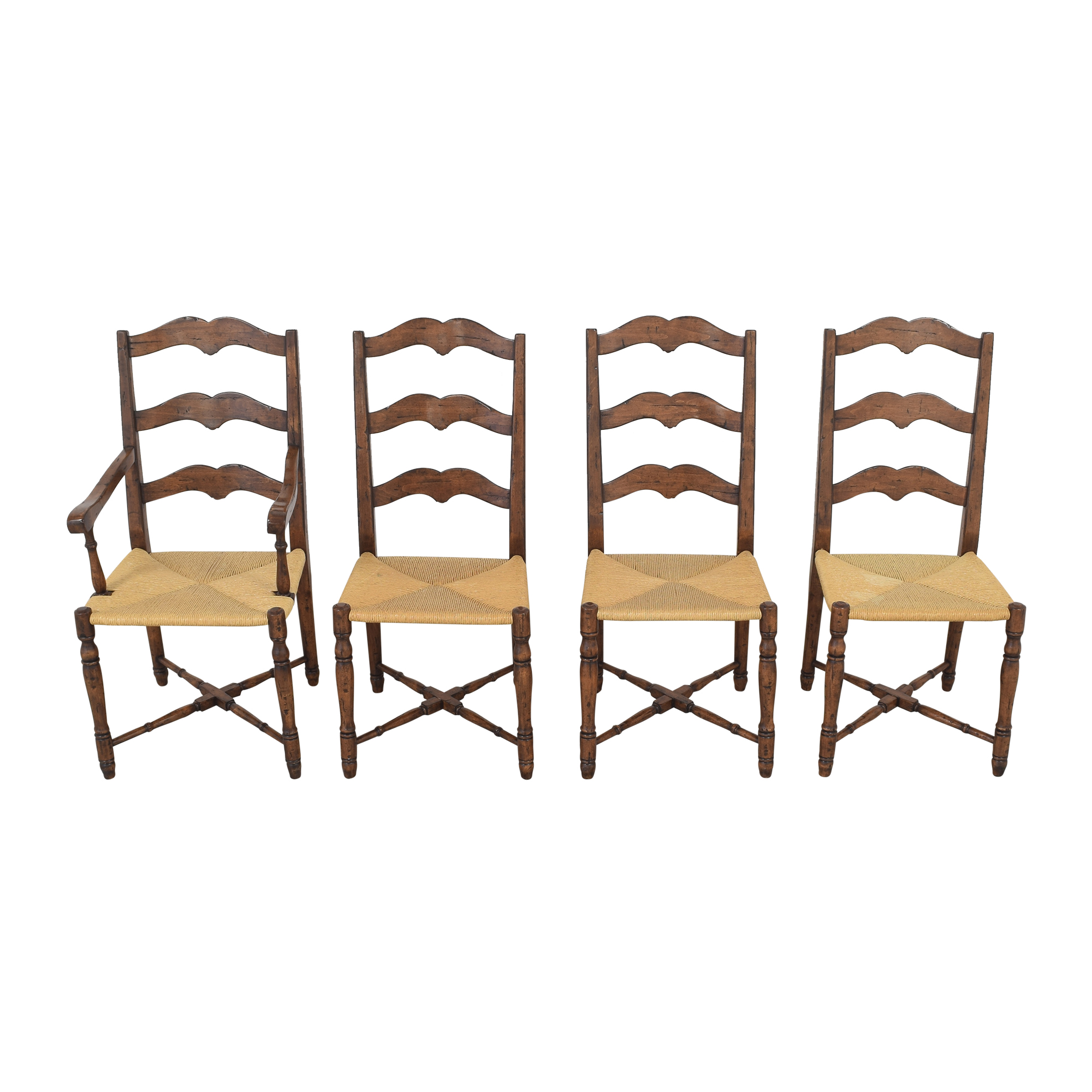 Pottery Barn Pottery Barn Lorraine Dining Chairs discount