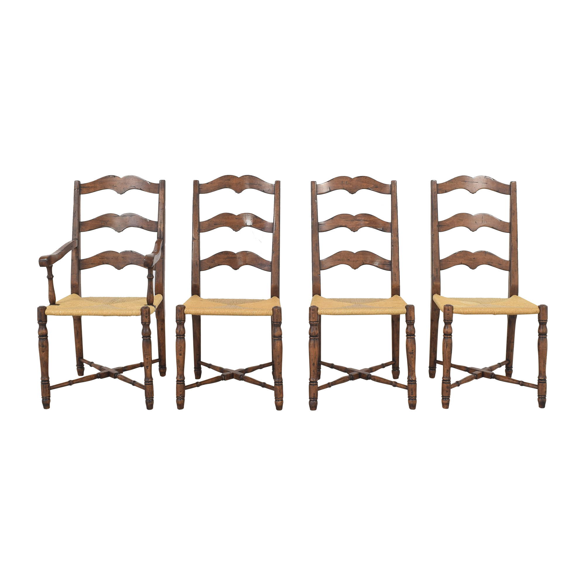 Pottery Barn Pottery Barn Lorraine Dining Chairs used