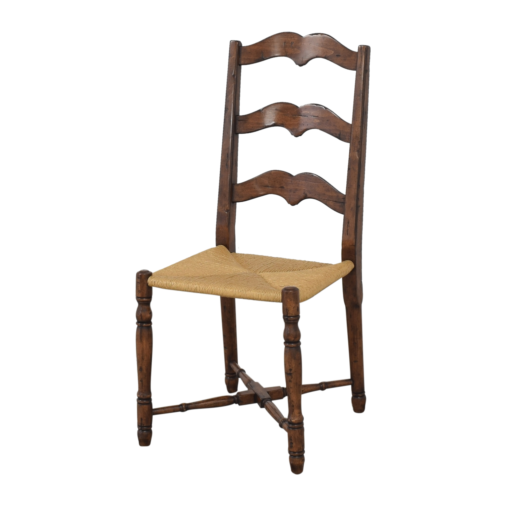 shop Pottery Barn Lorraine Dining Chairs Pottery Barn