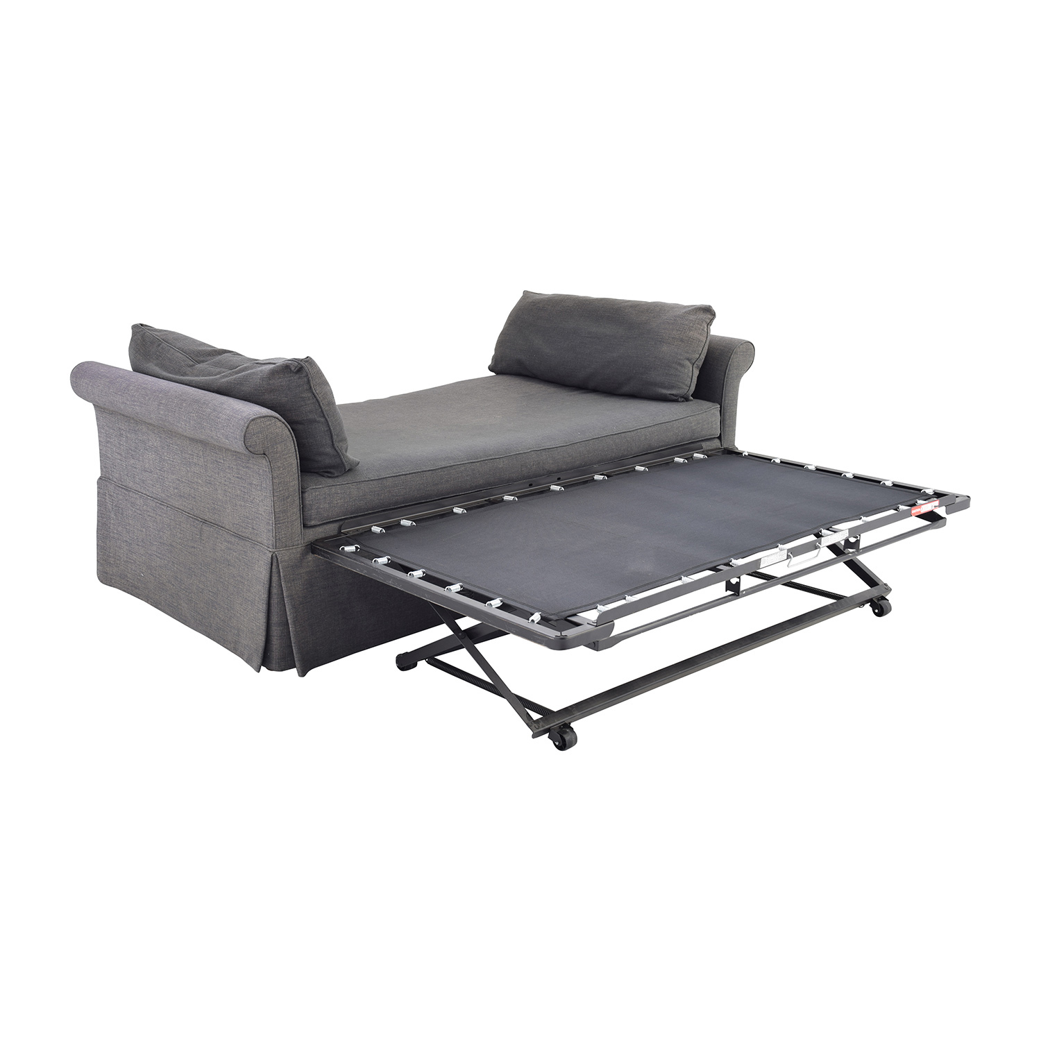 53% OFF Lillian August Lillian August Grey Sofa Day Bed with