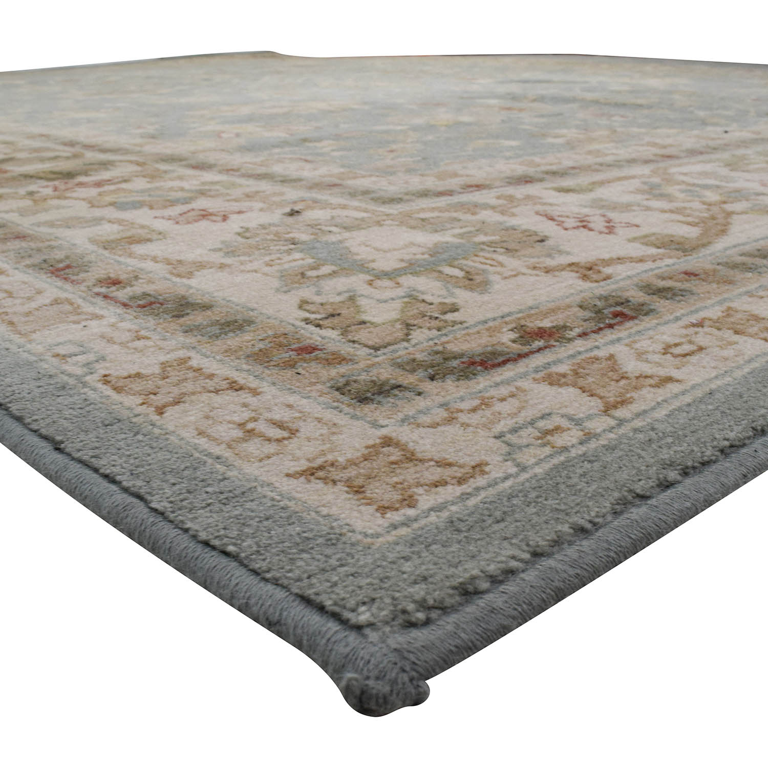 Green and Beige Rug coupon