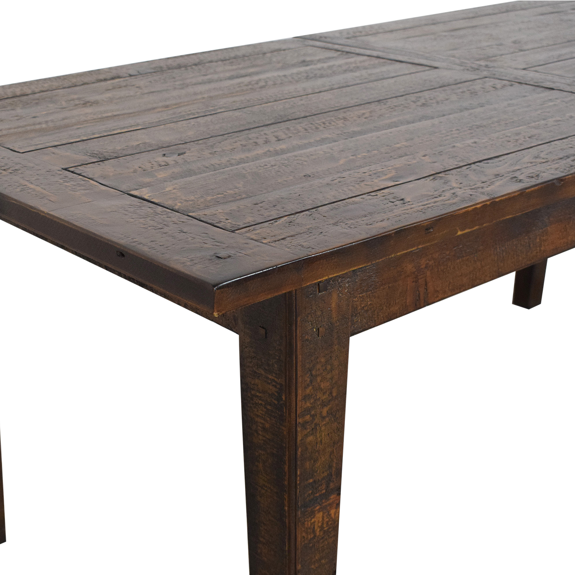 Restoration Hardware Restoration Hardware Extendable Dining Table coupon