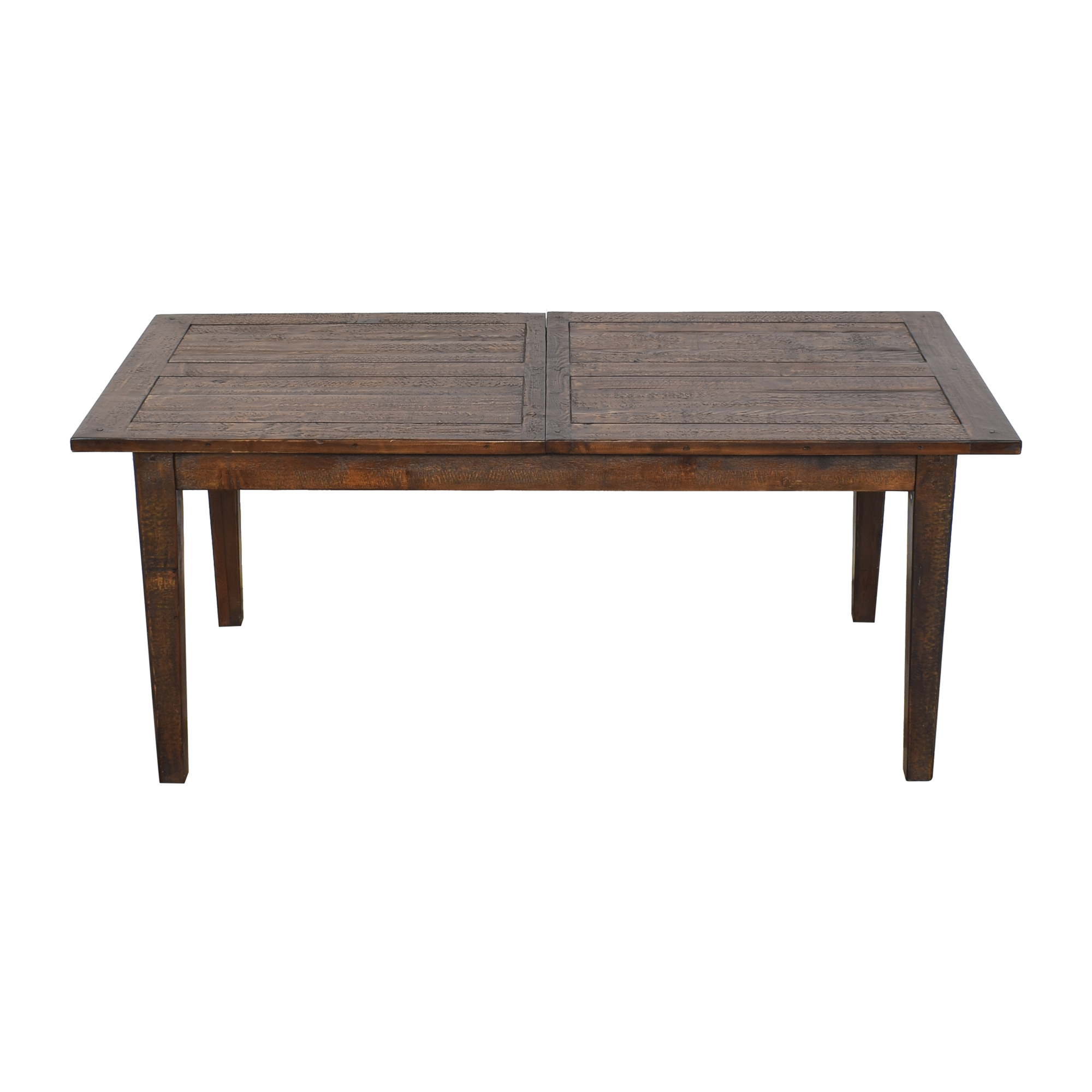 Restoration Hardware Restoration Hardware Extendable Dining Table