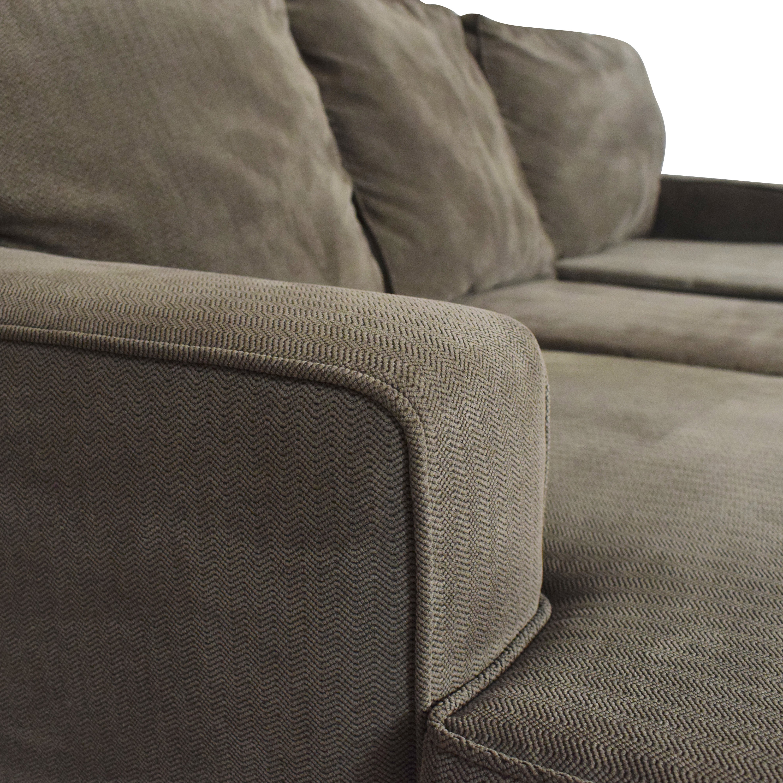 Klaussner Klaussner Cruze Sofa Classic Sofas