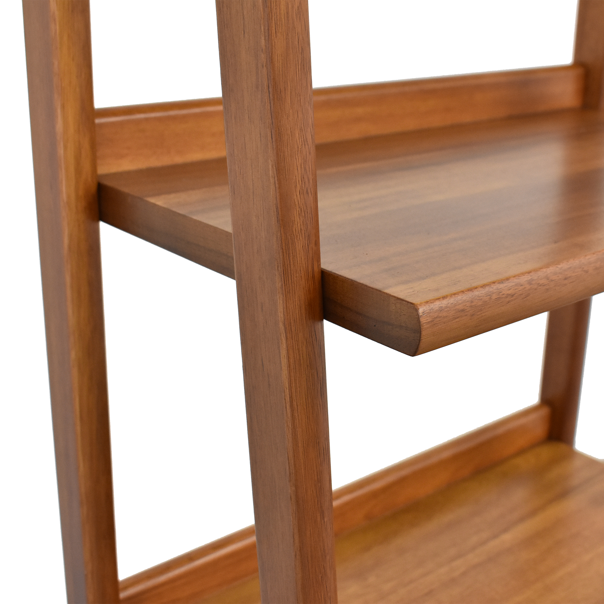 West Elm Mid-Century Bookshelf / Bookcases & Shelving