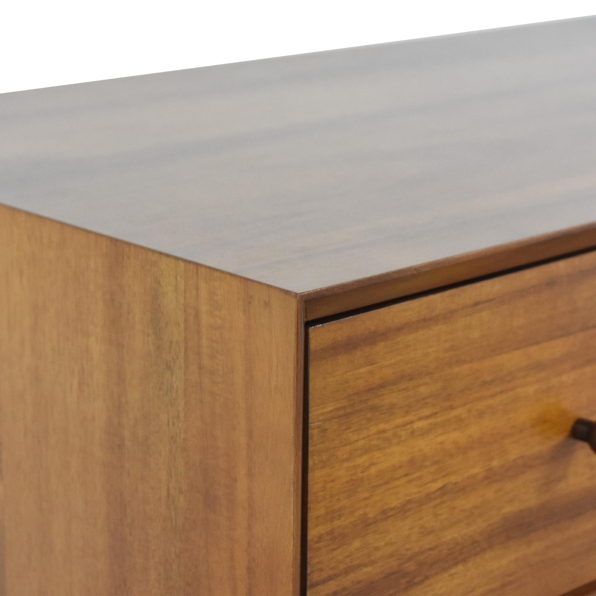 West Elm Mid-Century 3-Drawer Dresser / Dressers