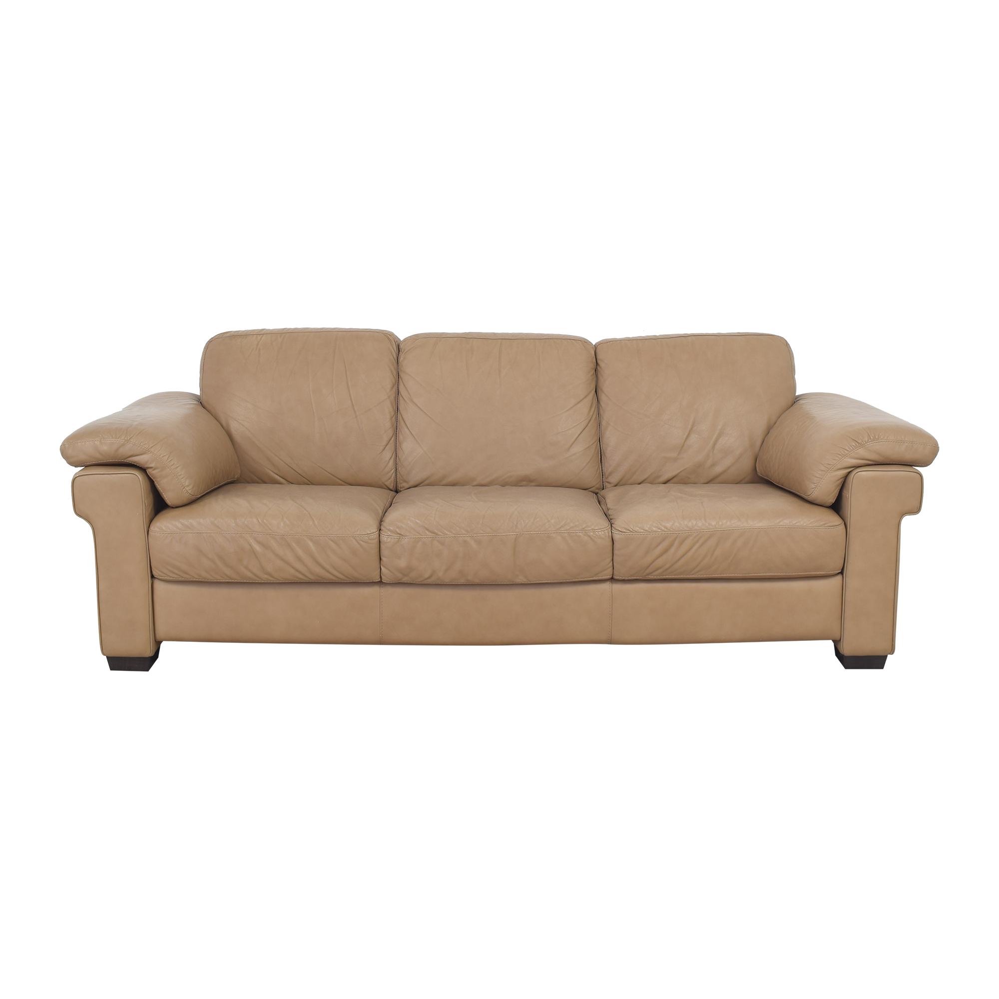 Natuzzi Natuzzi Three Seat Sofa