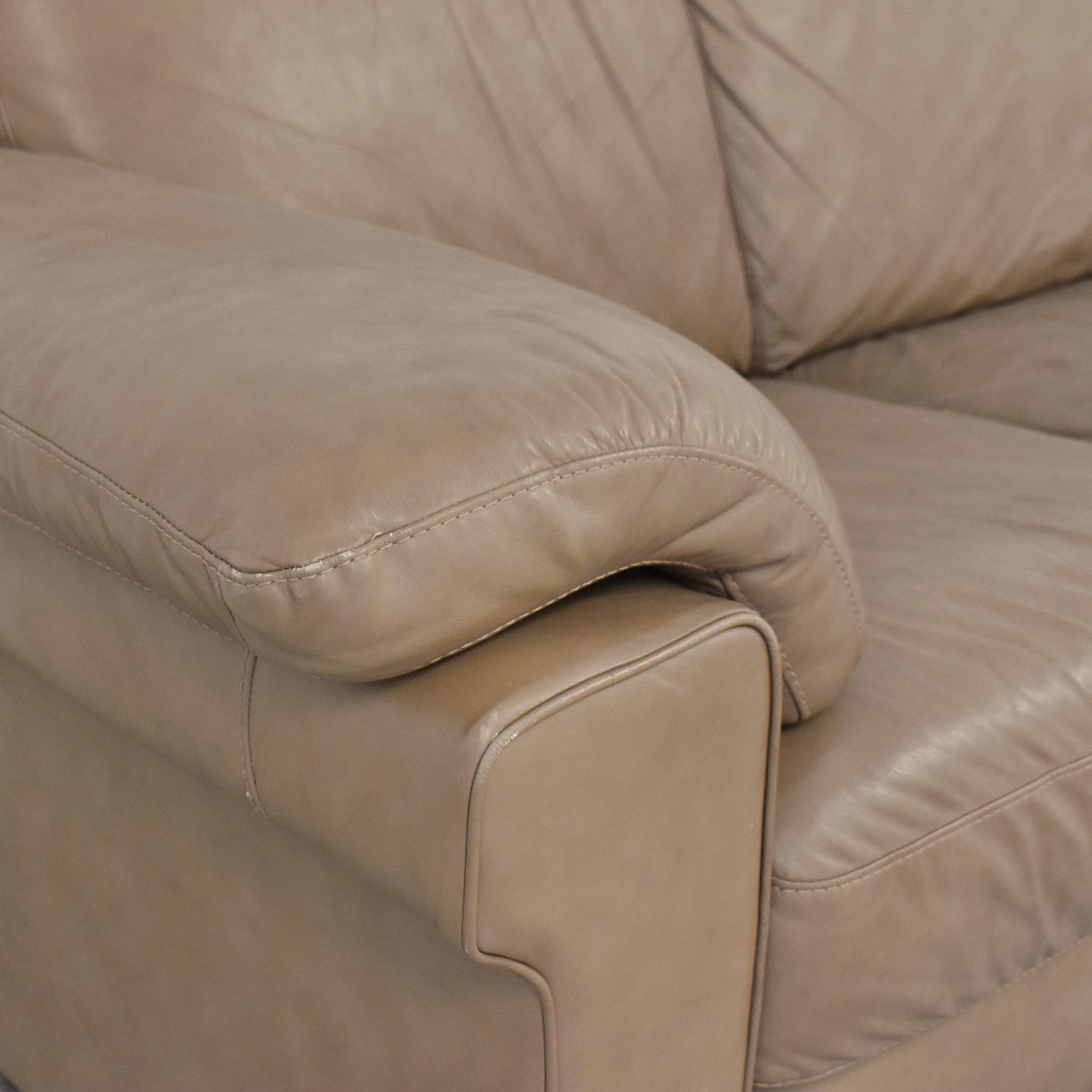 Natuzzi Natuzzi Three Seat Sofa price