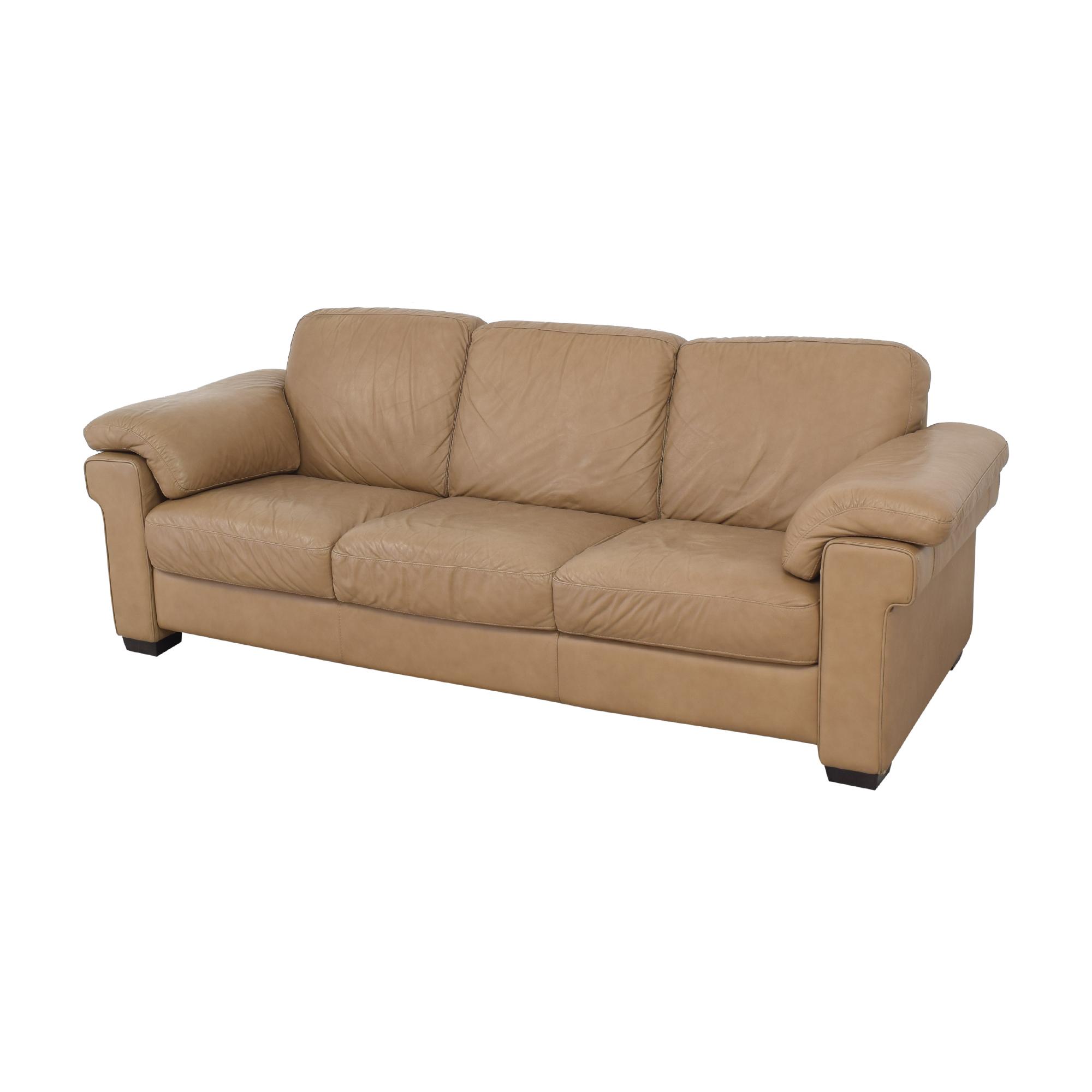 buy Natuzzi Three Seat Sofa Natuzzi