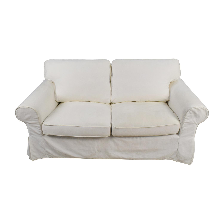65 Off Ikea Ikea Ektorp Loveseat Sofas