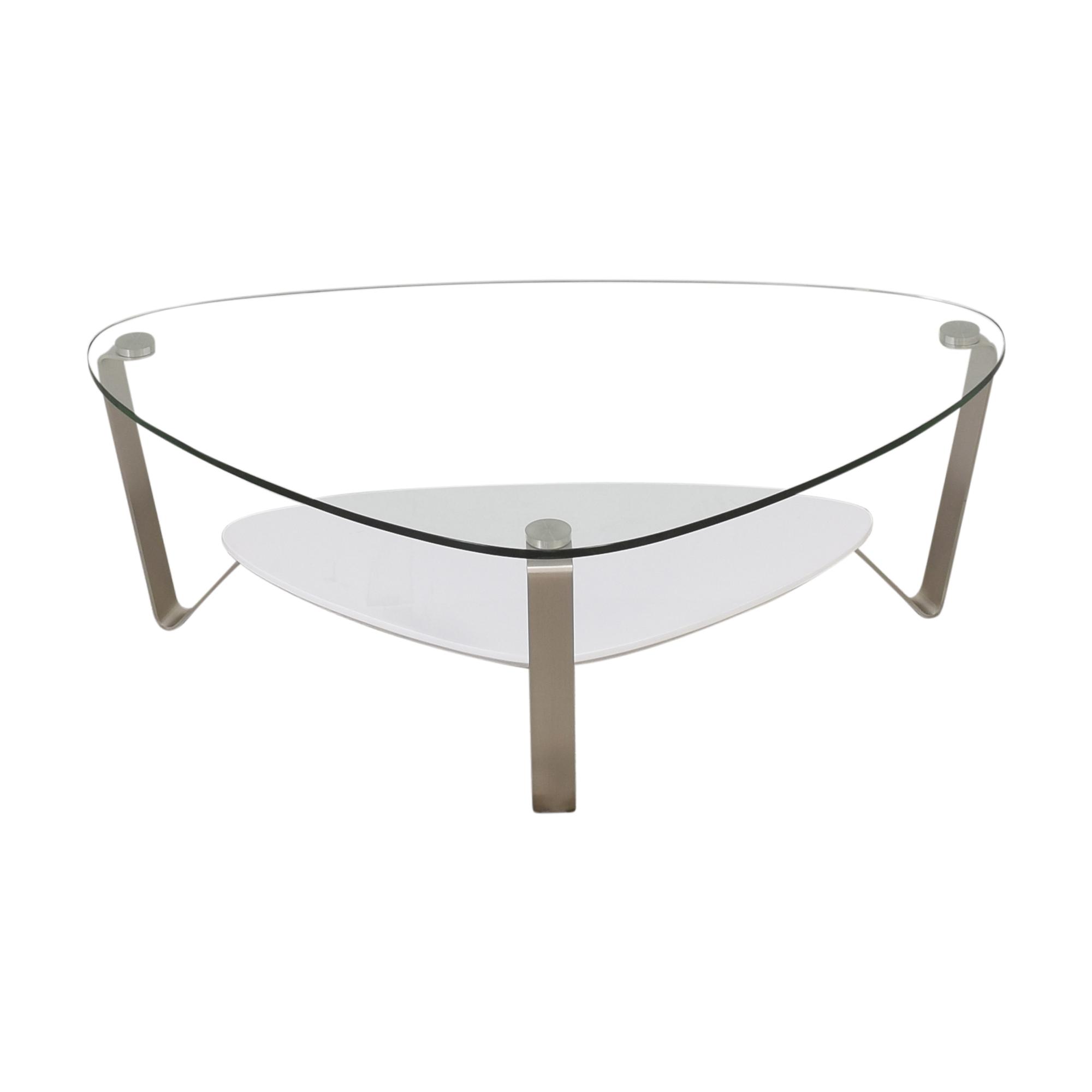Jensen-Lewis Jensen-Lewis Dino Small Coffee Table dimensions