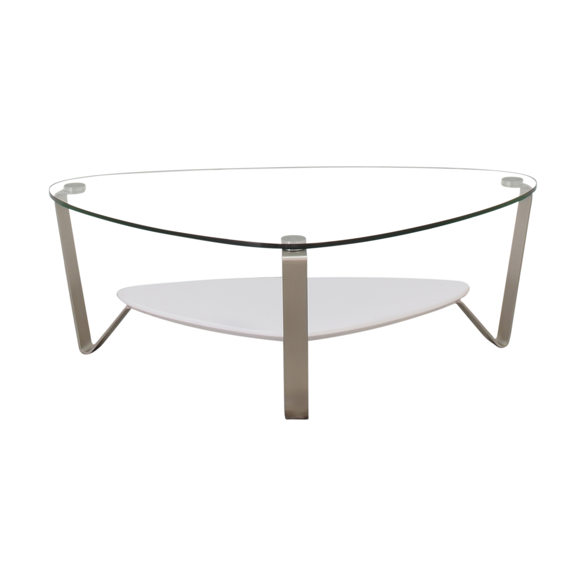 shop Jensen-Lewis Dino Small Coffee Table Jensen-Lewis Coffee Tables