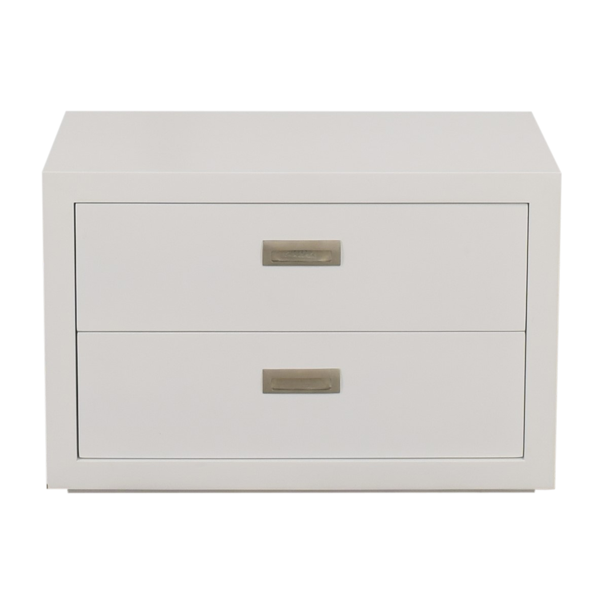 buy Crate & Barrel Crate & Barrel Aspect Modular 2-Drawer Storage Unit online