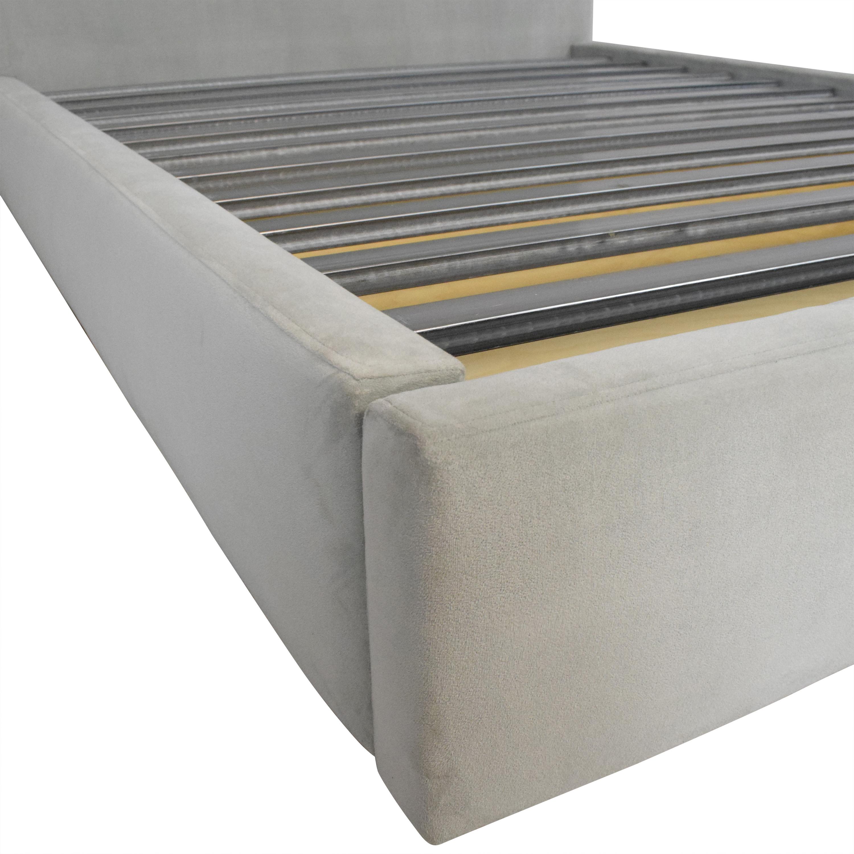Room & Board Room & Board Wyatt Queen Storage Bed on sale